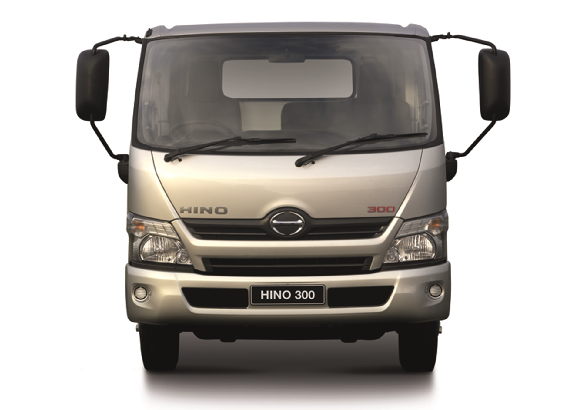 HINO 300 614 Front View