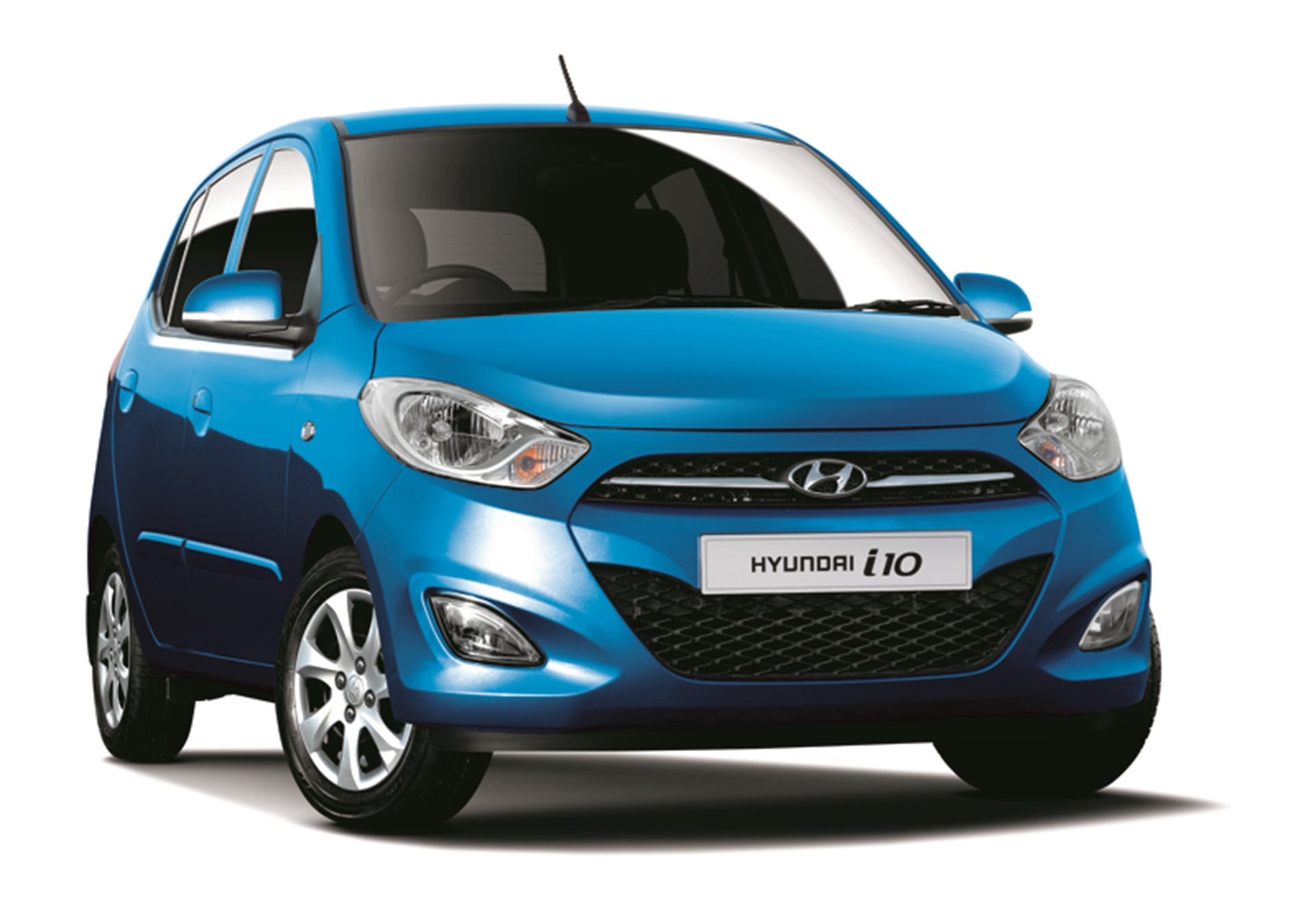 the new hyundai i10. Black Bedroom Furniture Sets. Home Design Ideas