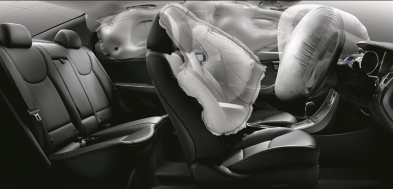 Safety Airbags Elantra