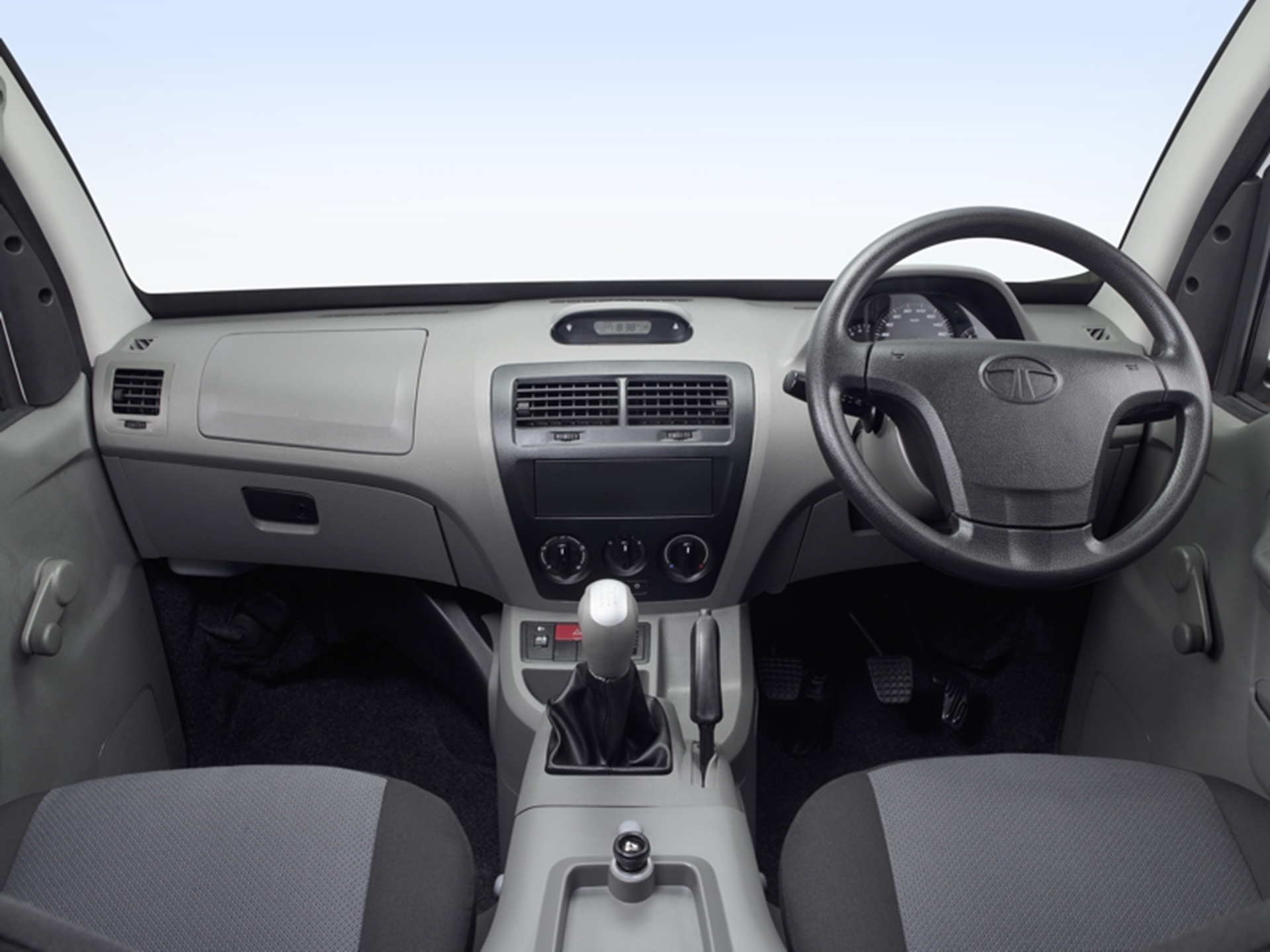 Tata Super Ace Inside