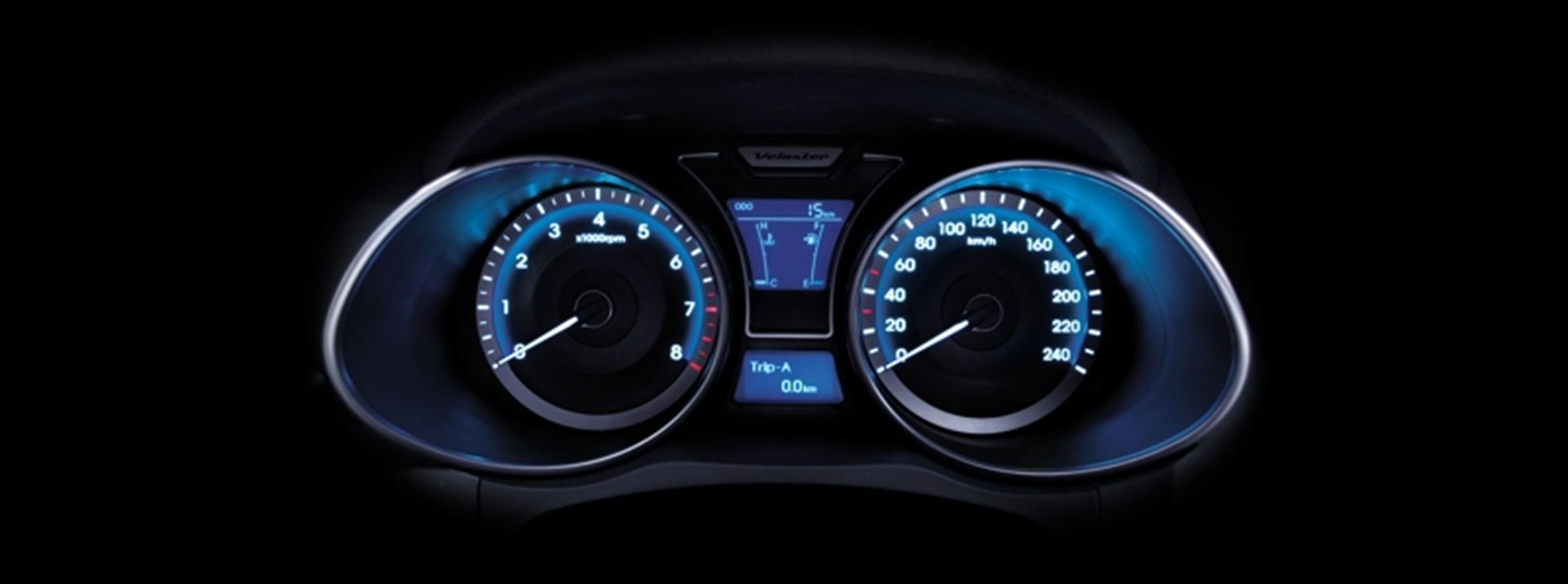 Veloster instruments