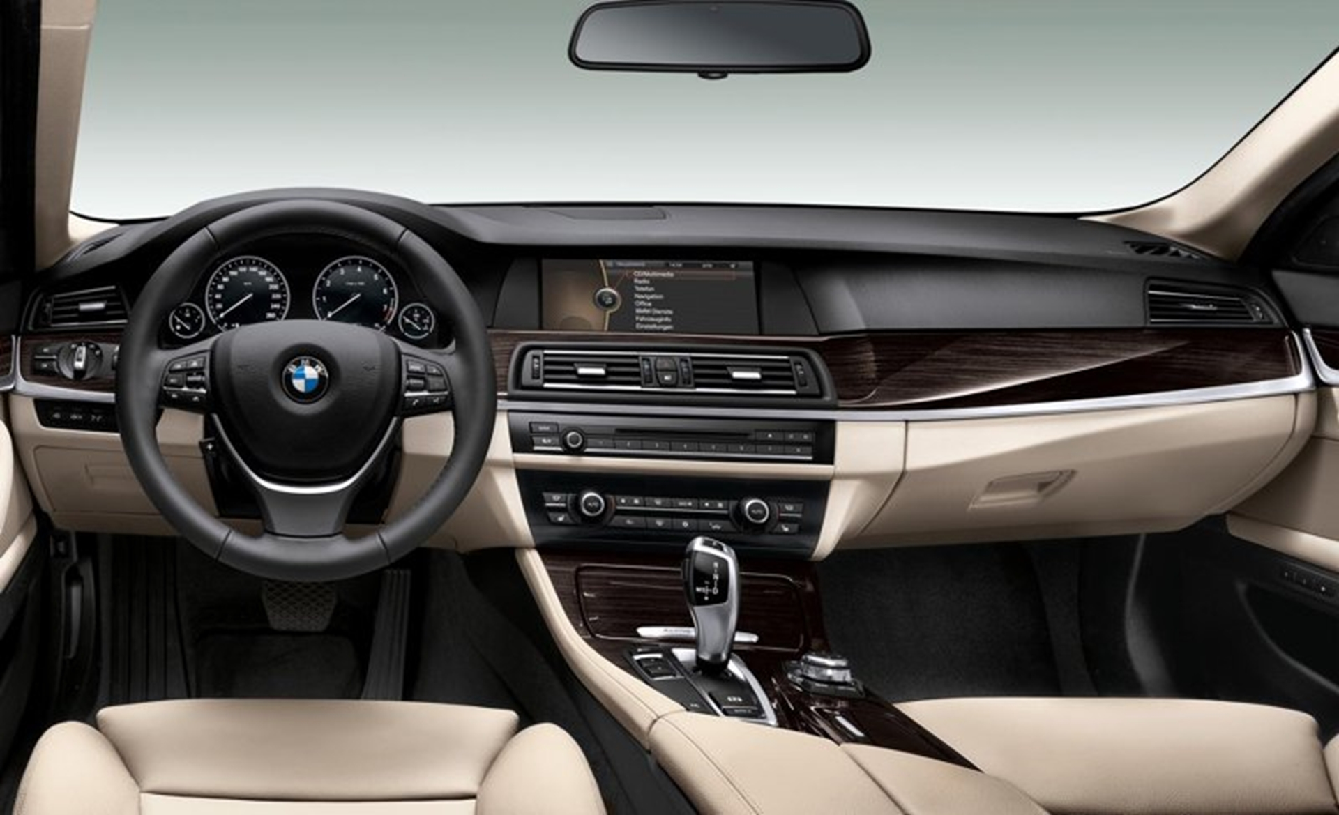 BMW Hybrid Dashboard
