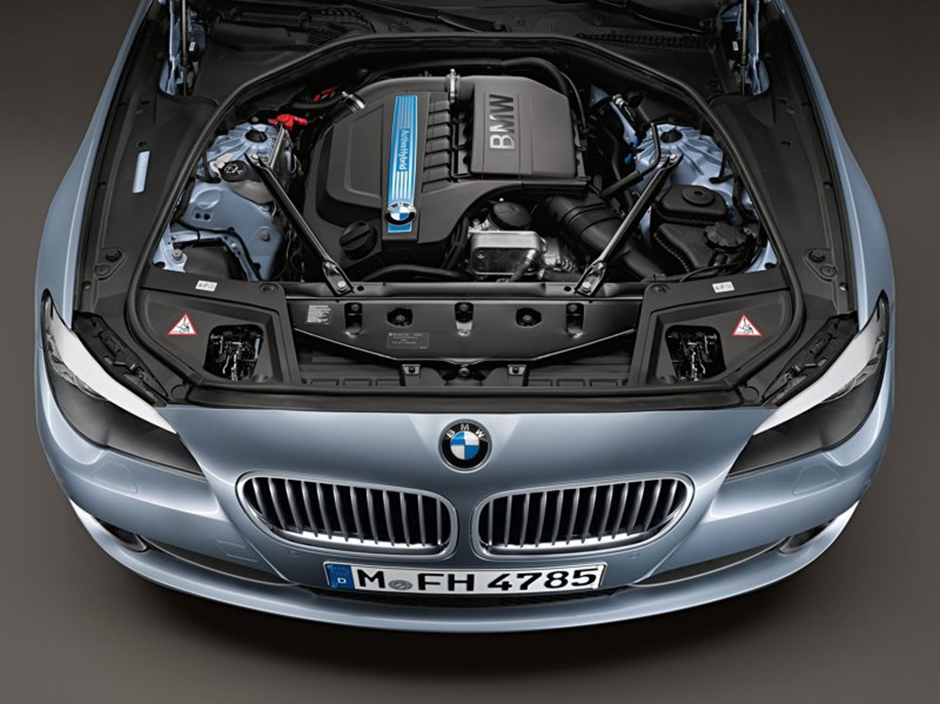 BMW Hybrid Engine