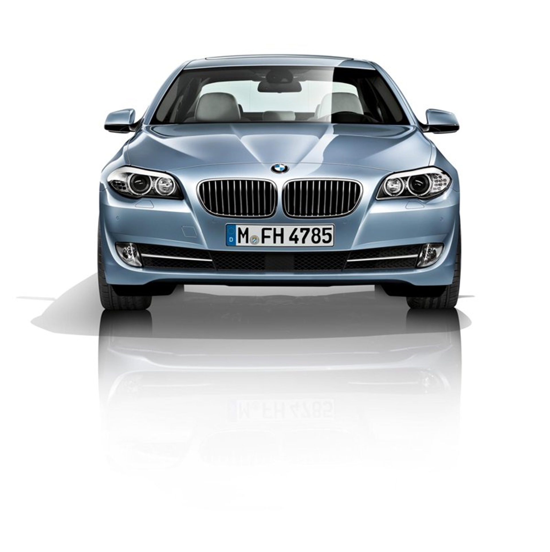BMW Hybrid Front View
