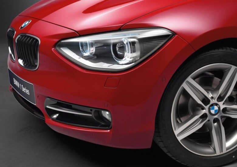The new BMW 1 Series, Sport