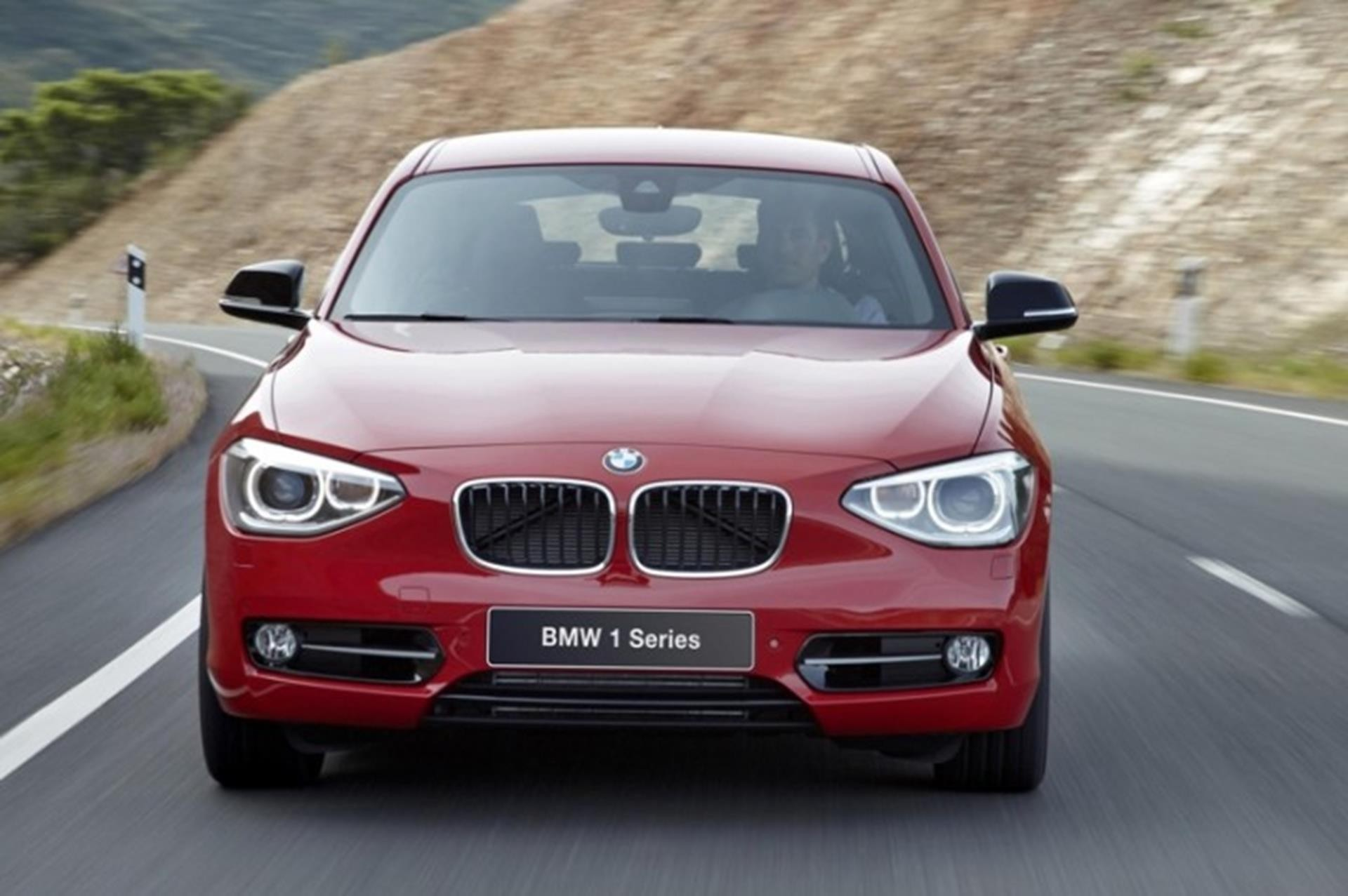 The new BMW 1 Series, Sport Line