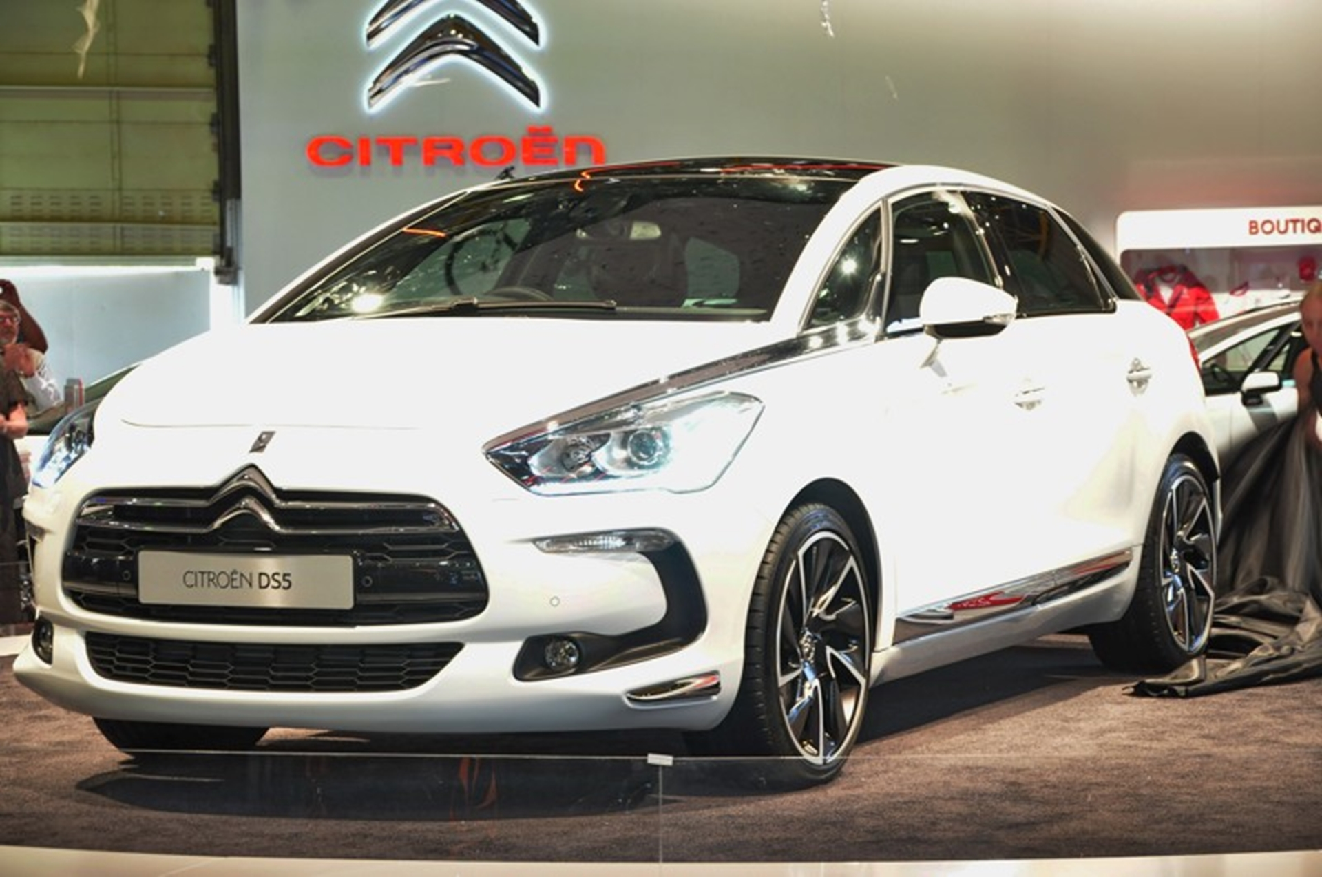 Citroen Johannesburg 2011 International Motor Show