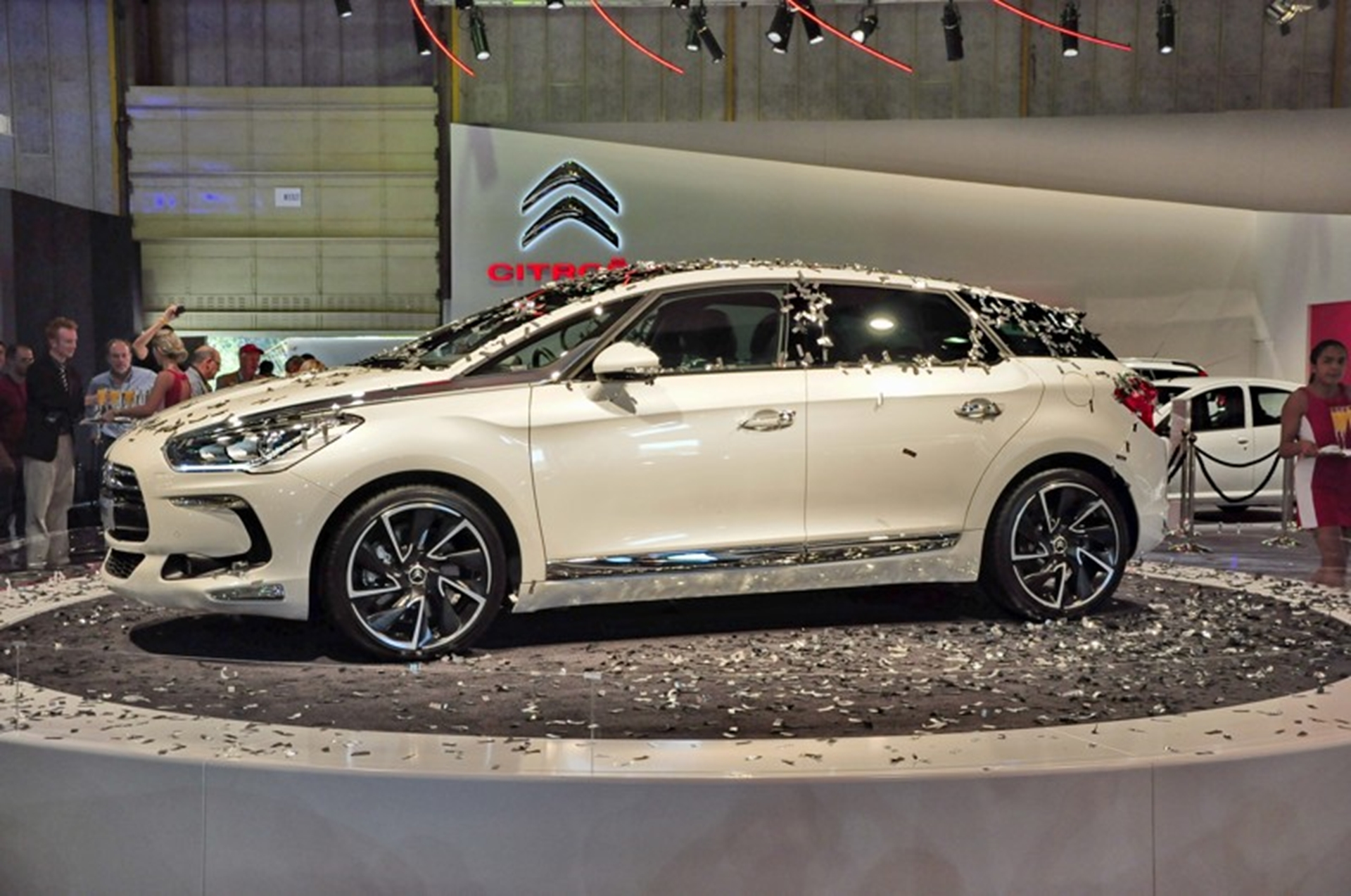 Citroen 2011 Johannesburg International Motor Show