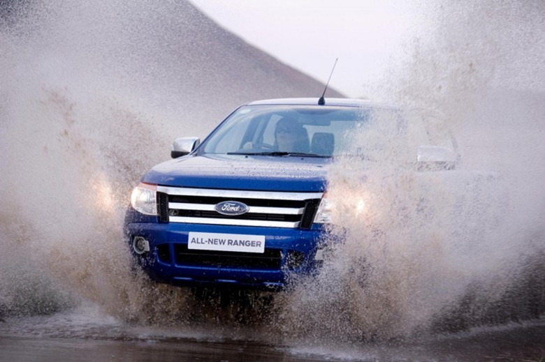 Ford Ranger 2011 Launched