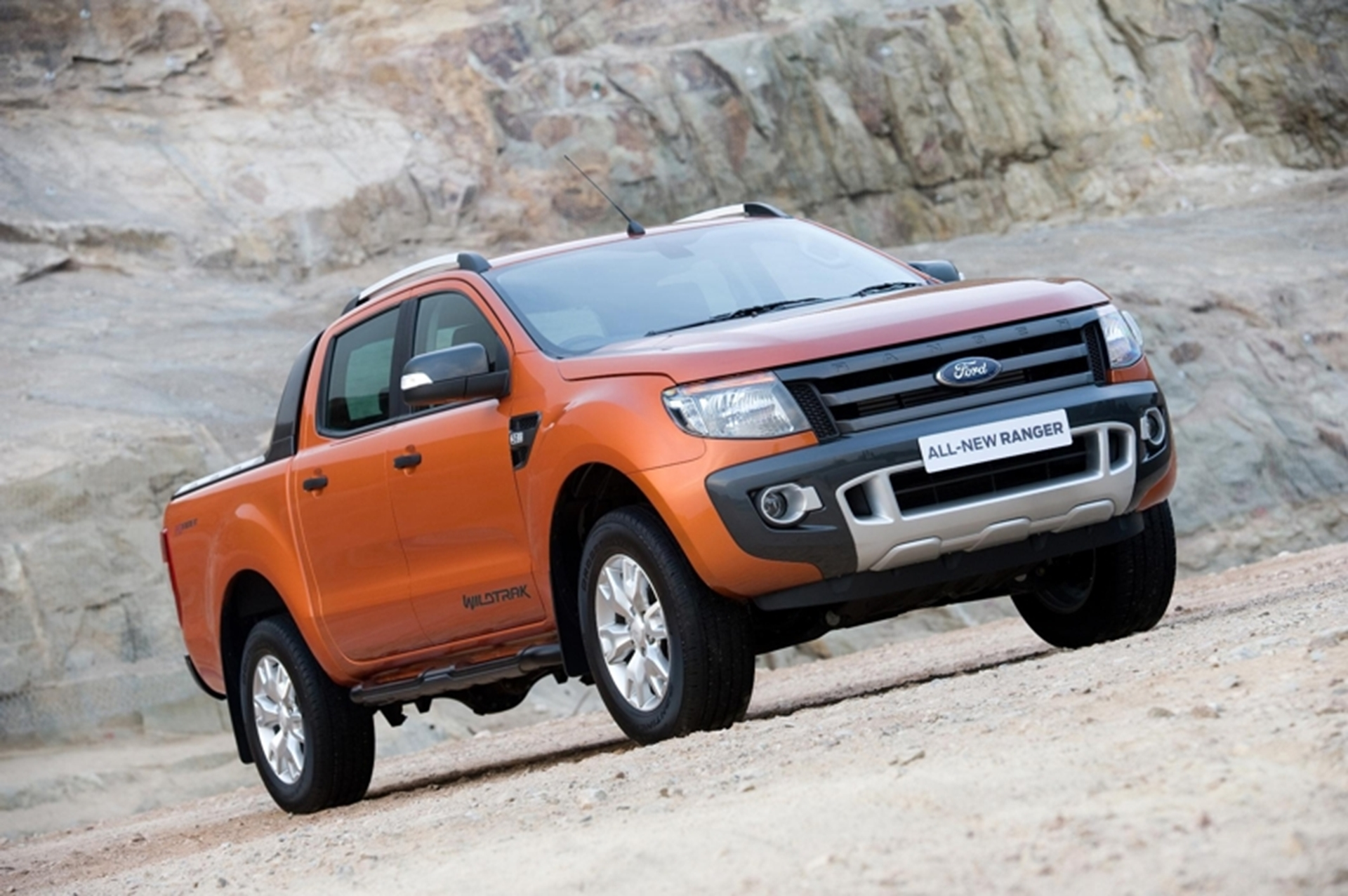 Ford Ranger United Kingdom
