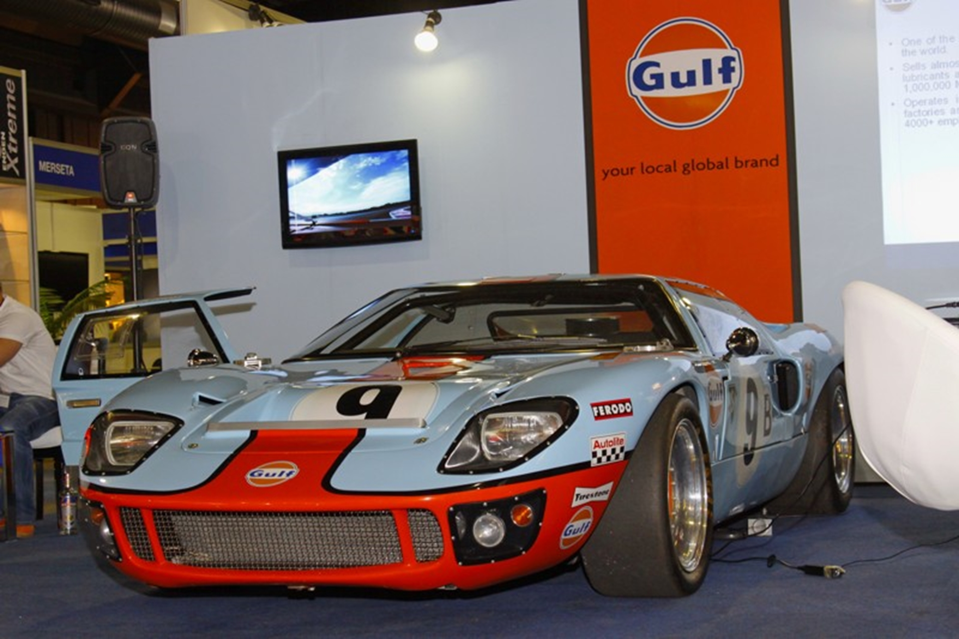 Gulf Oil South Africa Johannesburg International Show