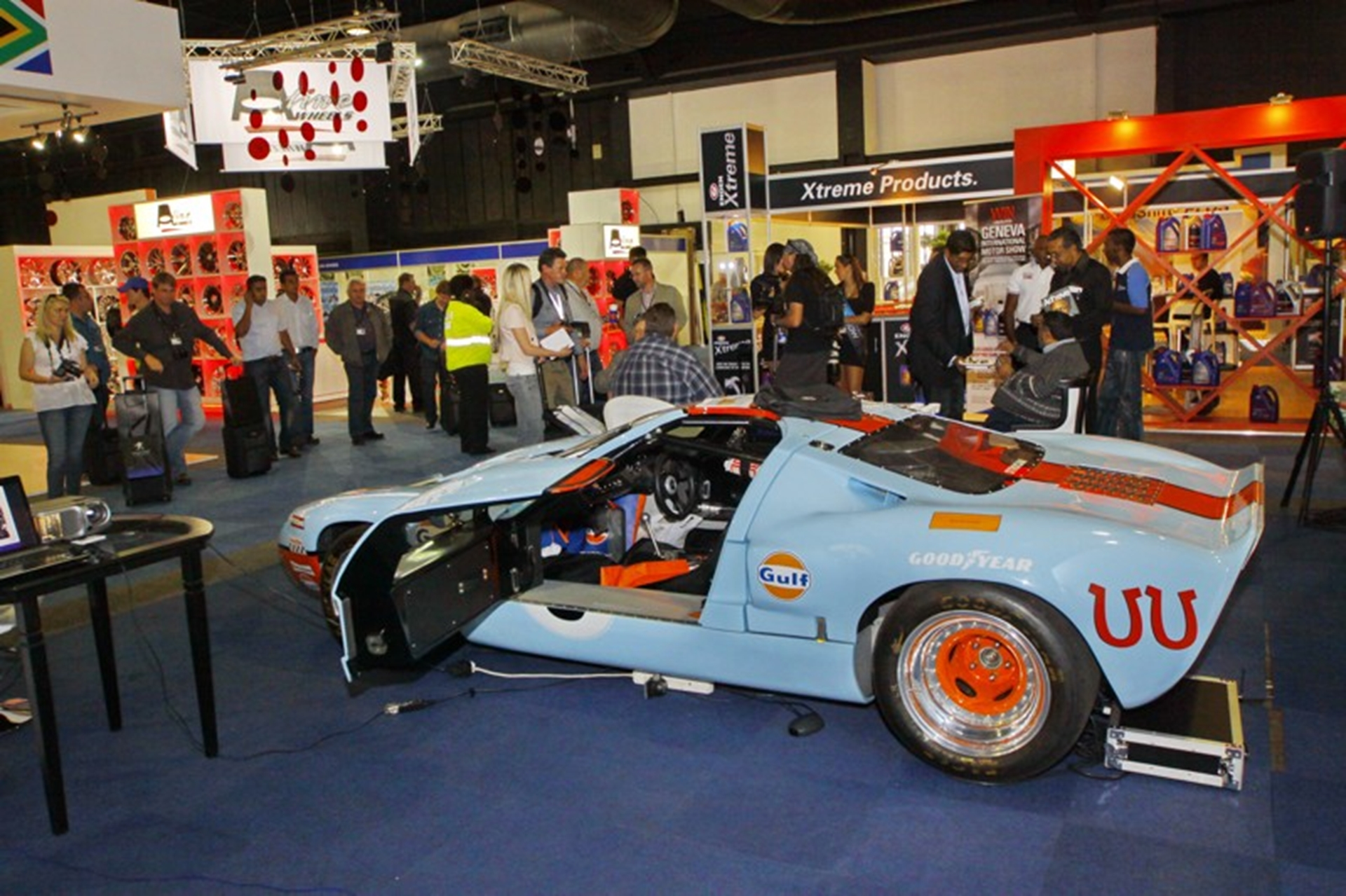 Gulf Oil South Africa 2011 Johannesburg International Show