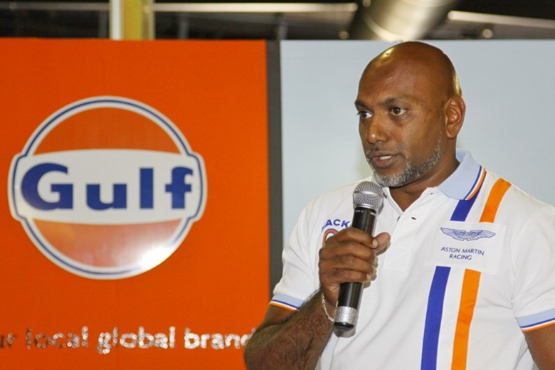 Gulf Oil South Africa Johannesburg 2011 International Show