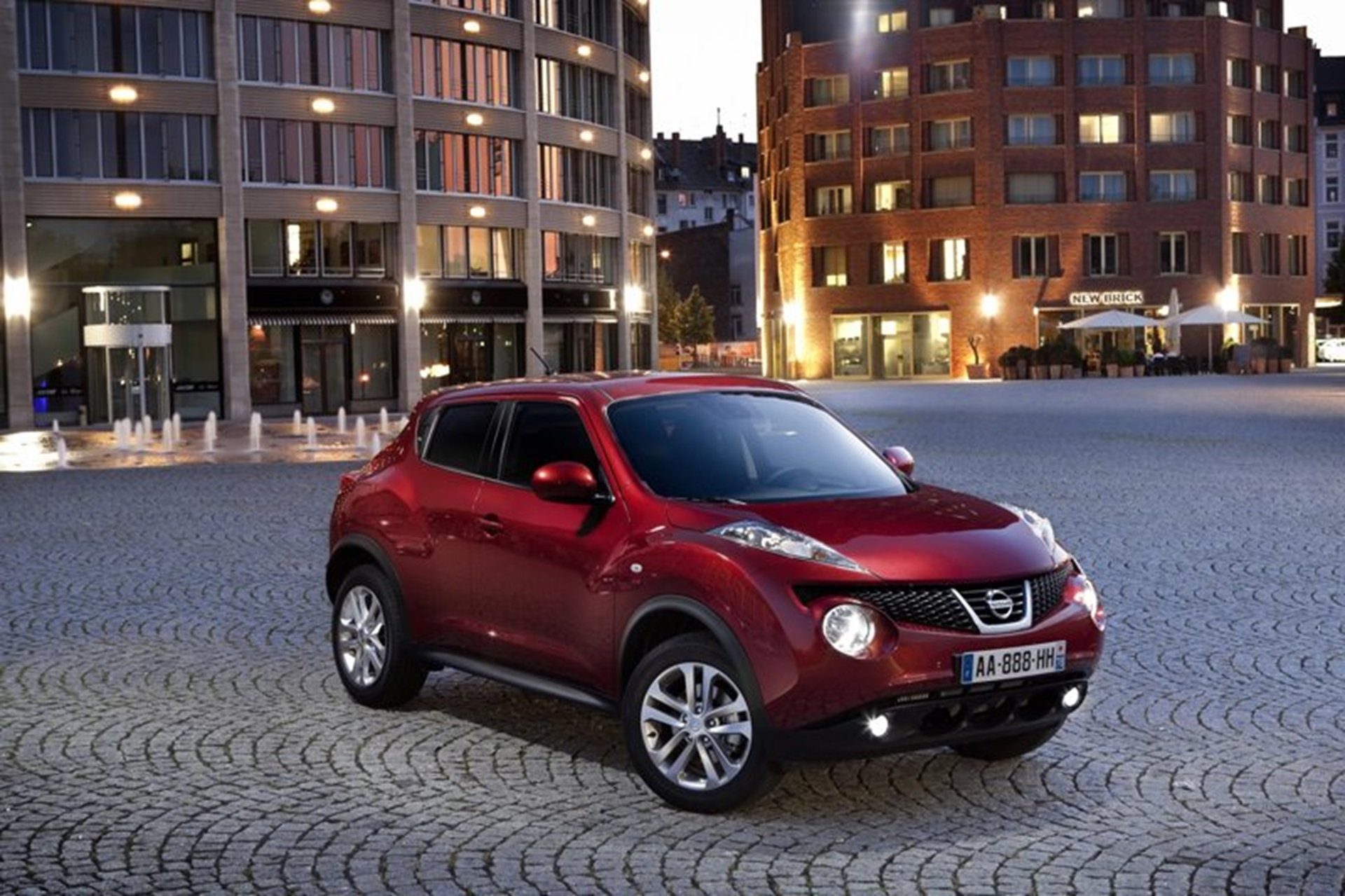 New Car Nissan Juke