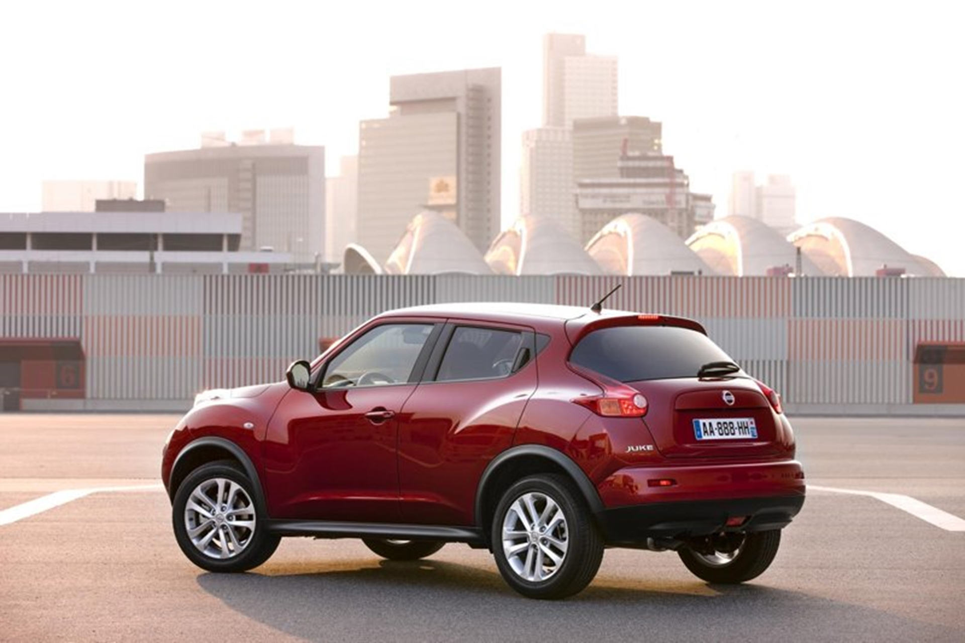 Nissan Juke New Car