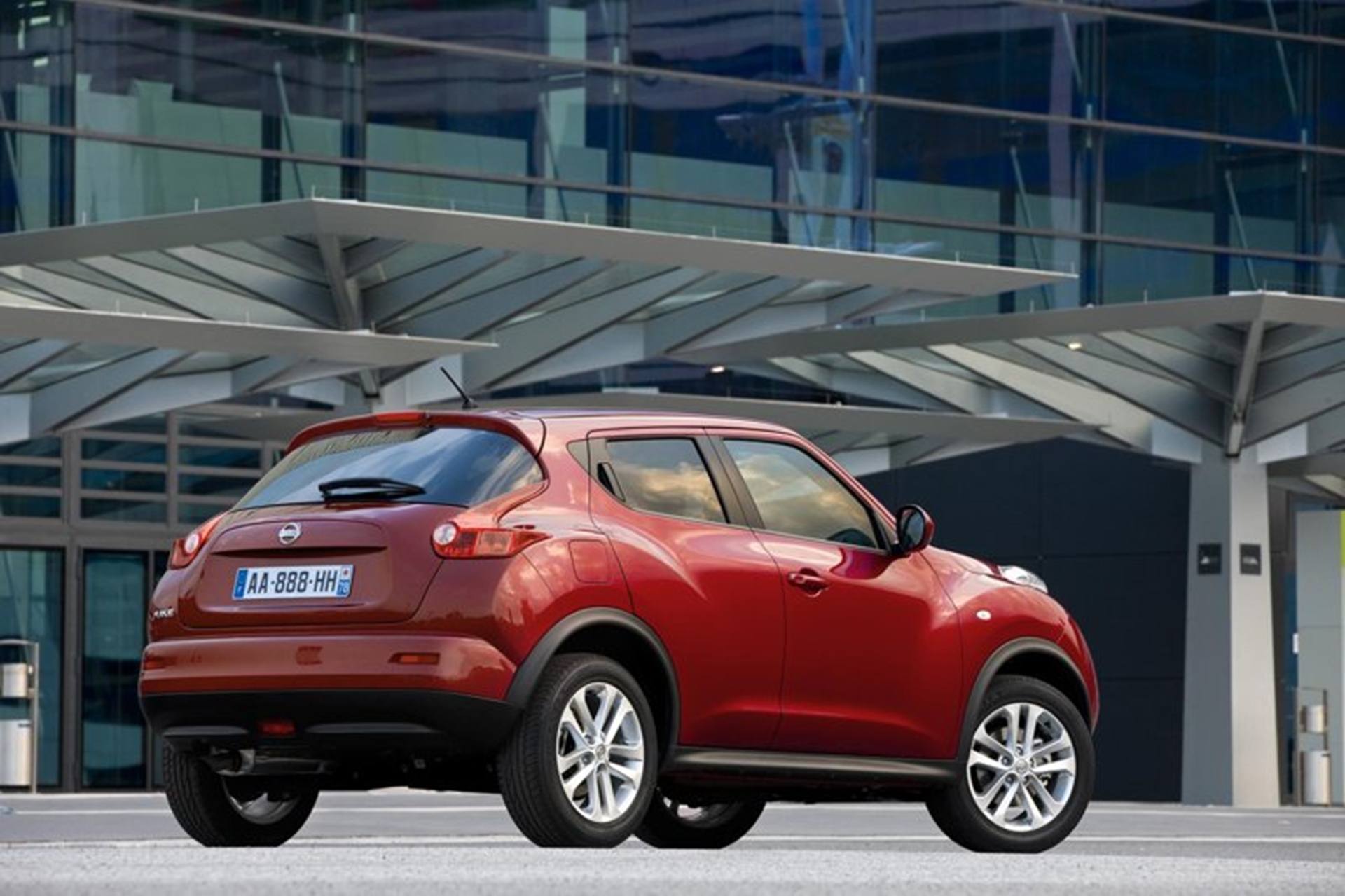 Nissan Juke New Car Launch
