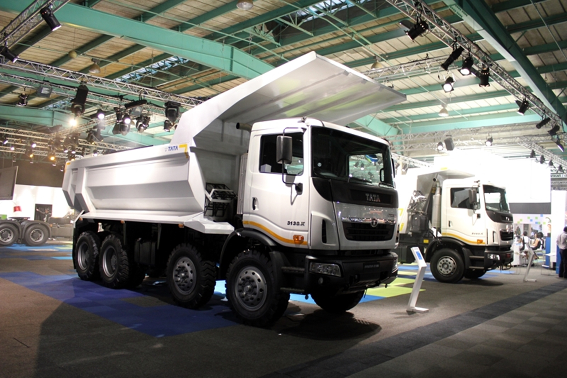 It was first introduced in 2008 in India as the company's 'Global truck'. Tata Motors' Prima truck range was conferred with a prestigious South Korean award ...