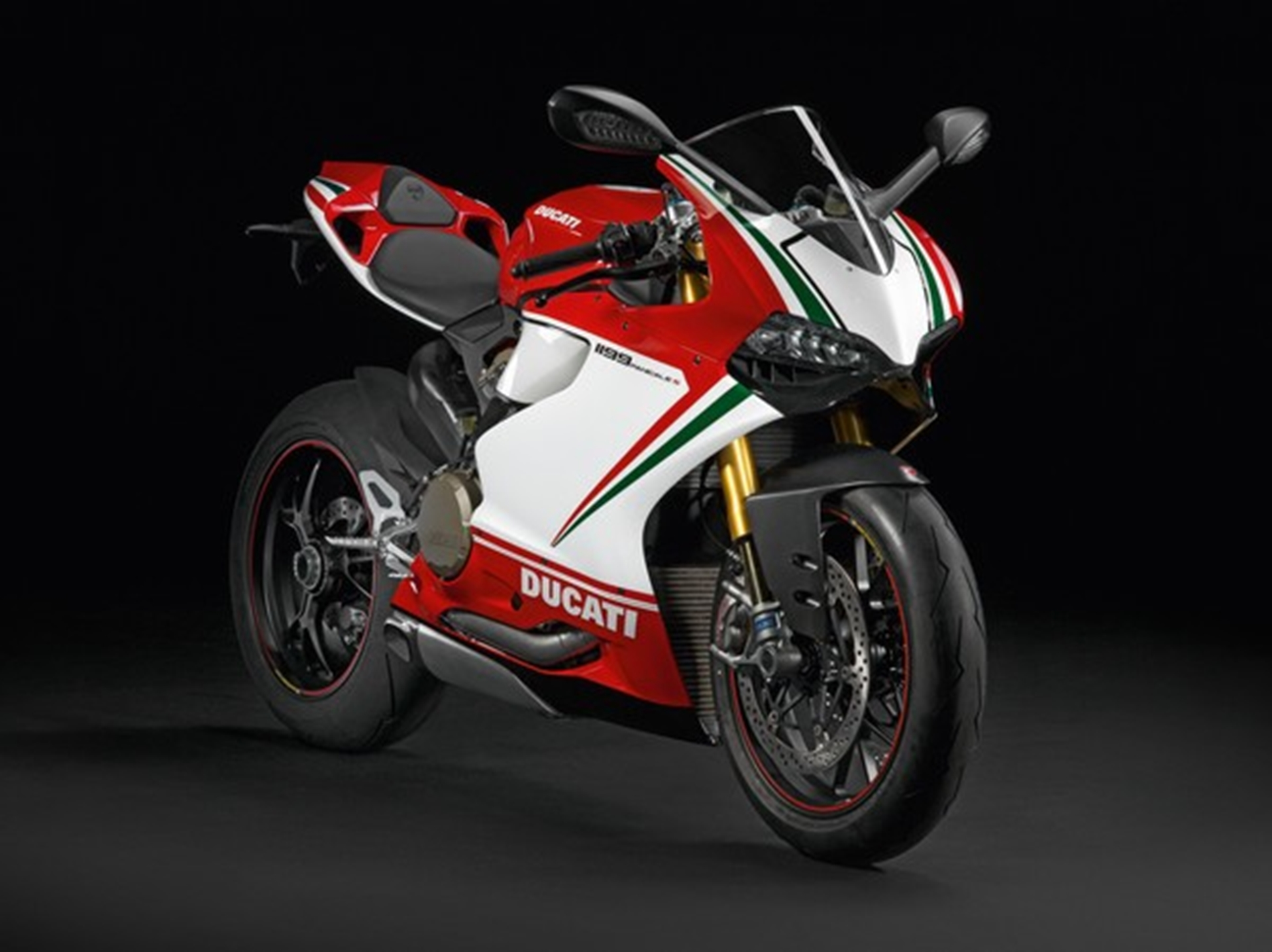 Panigales Tricolore