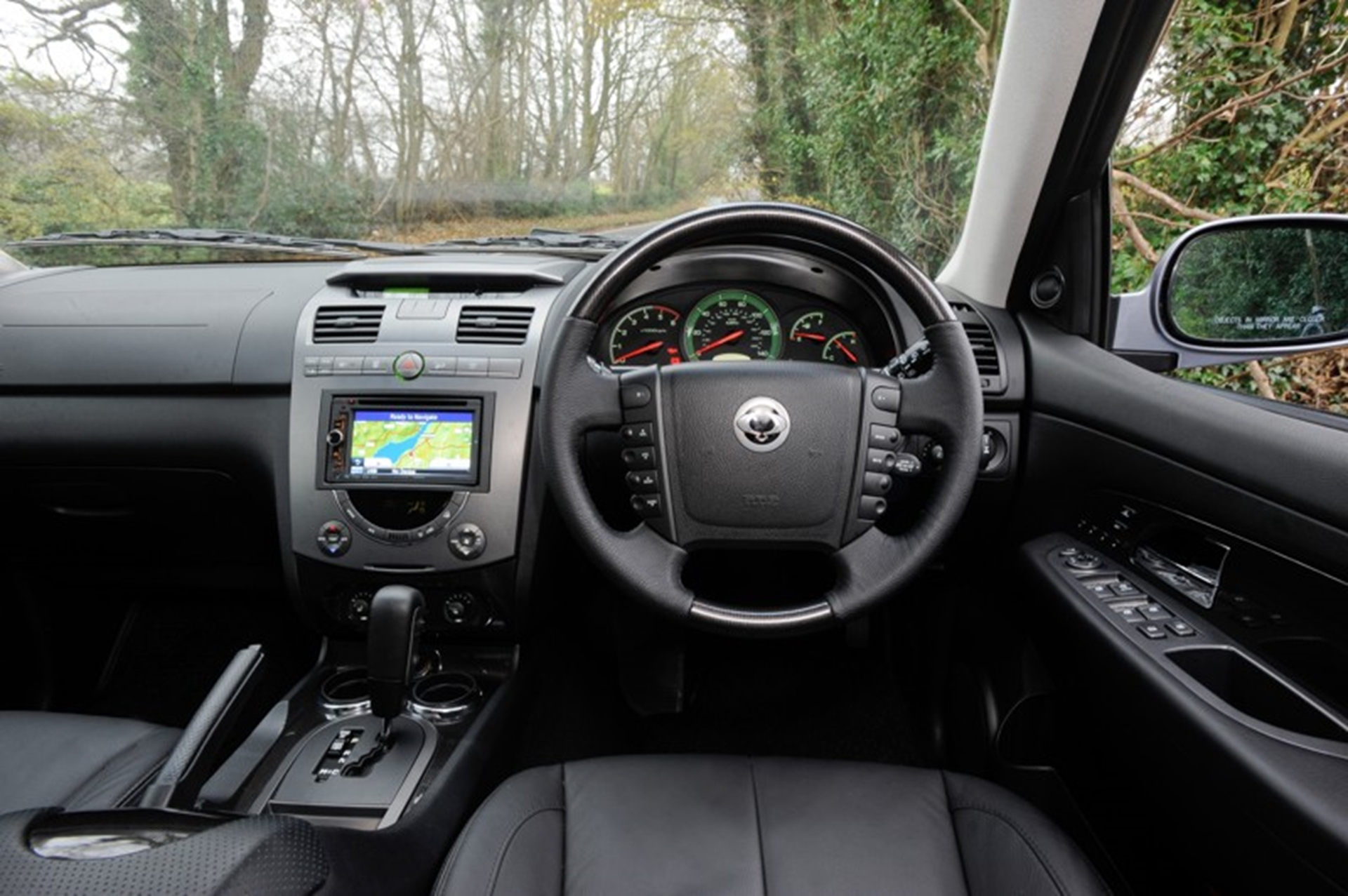 Rexton Dashboard