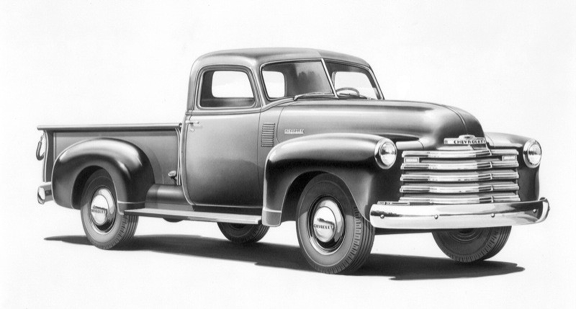1947 Chevrolet Advance Design Half Ton Pickup