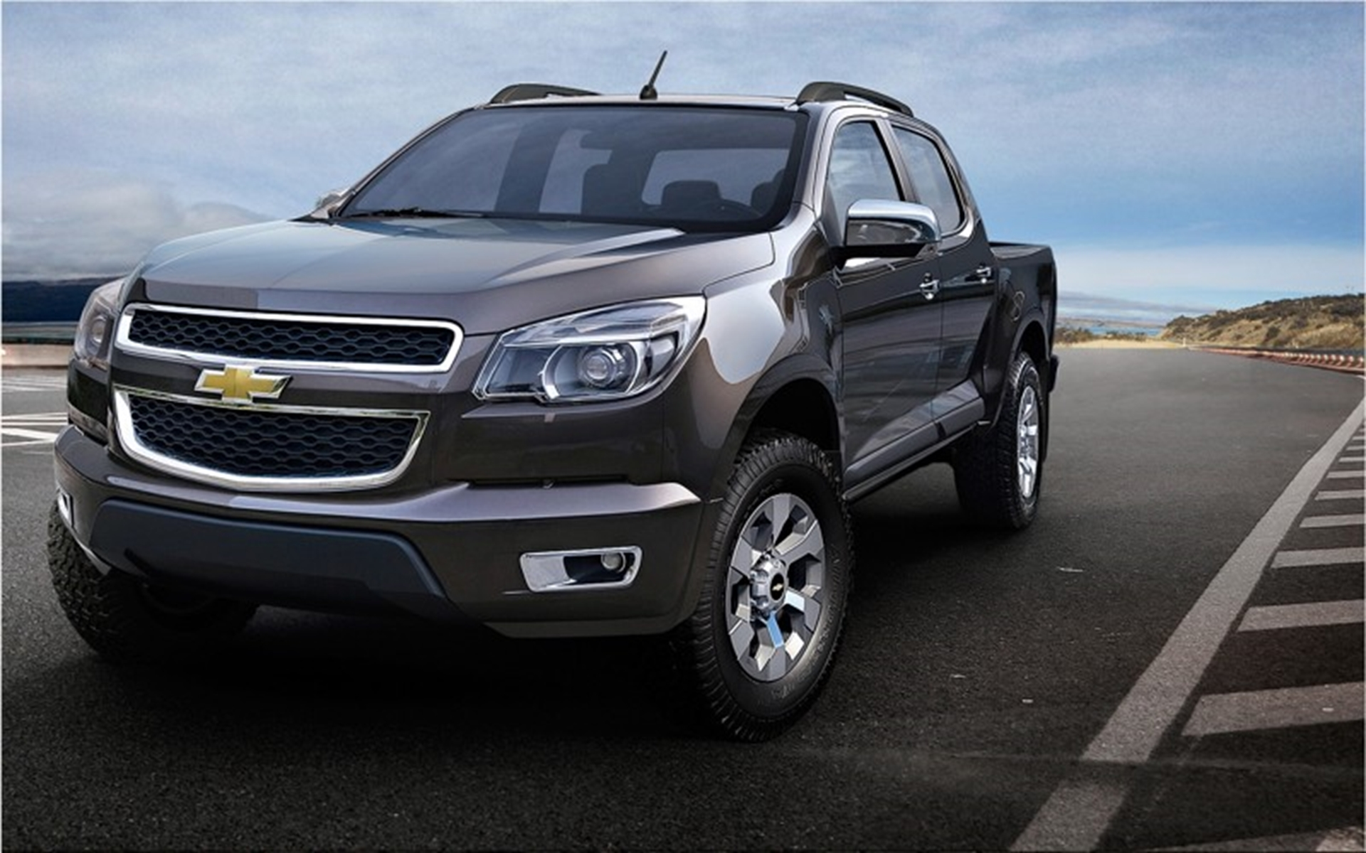 2012 Chevrolet Colorado Crew