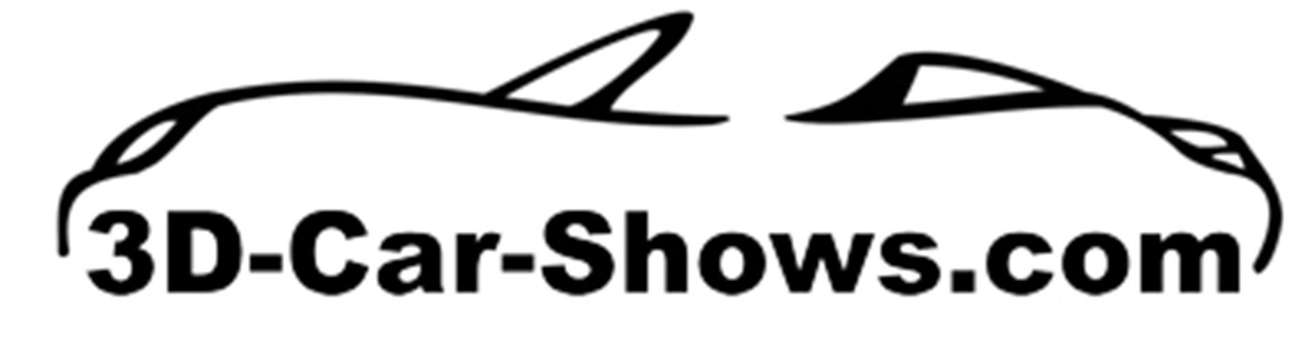 3d Car Shows Logo