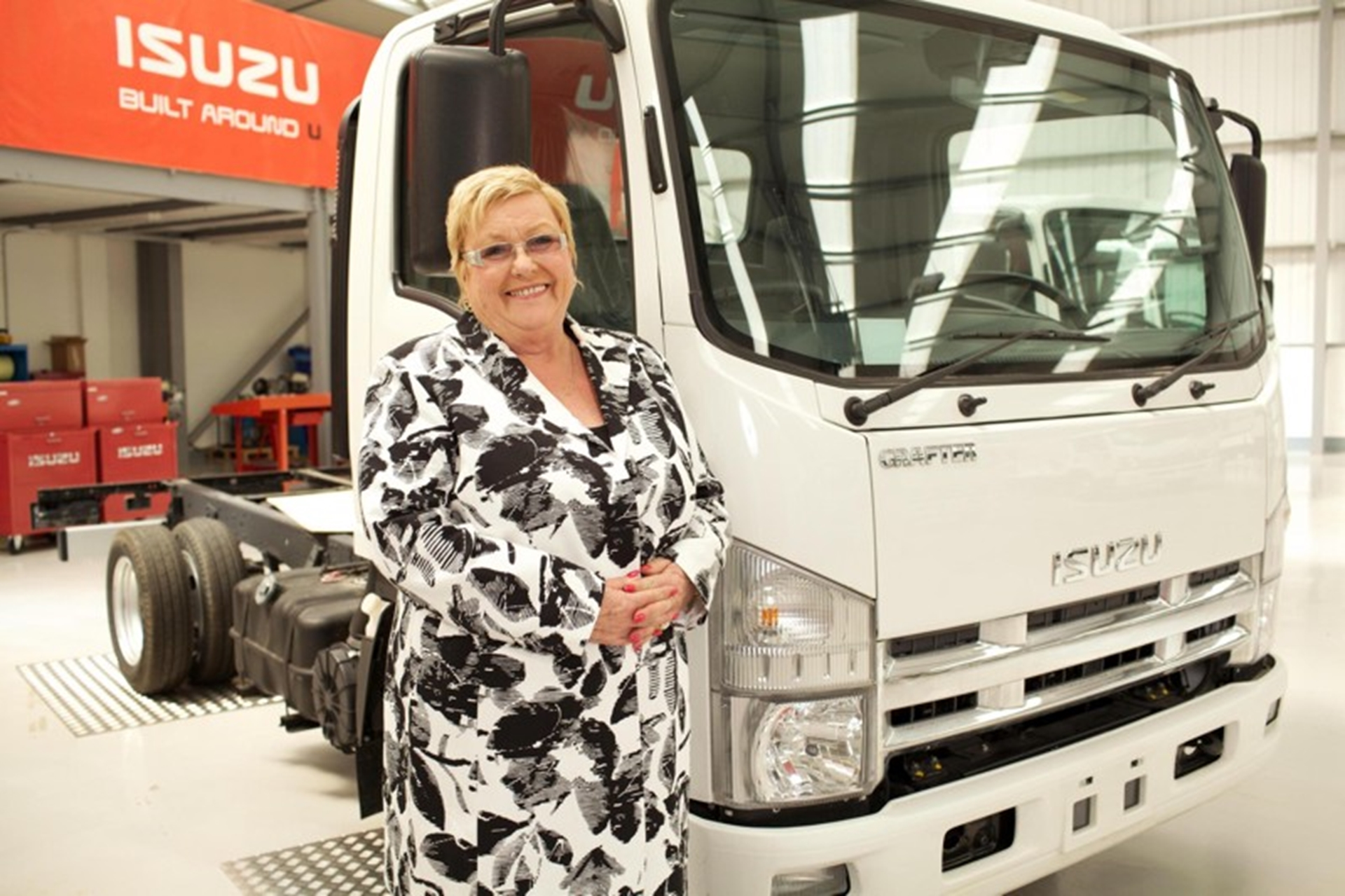 Nikki King MD Isuzu