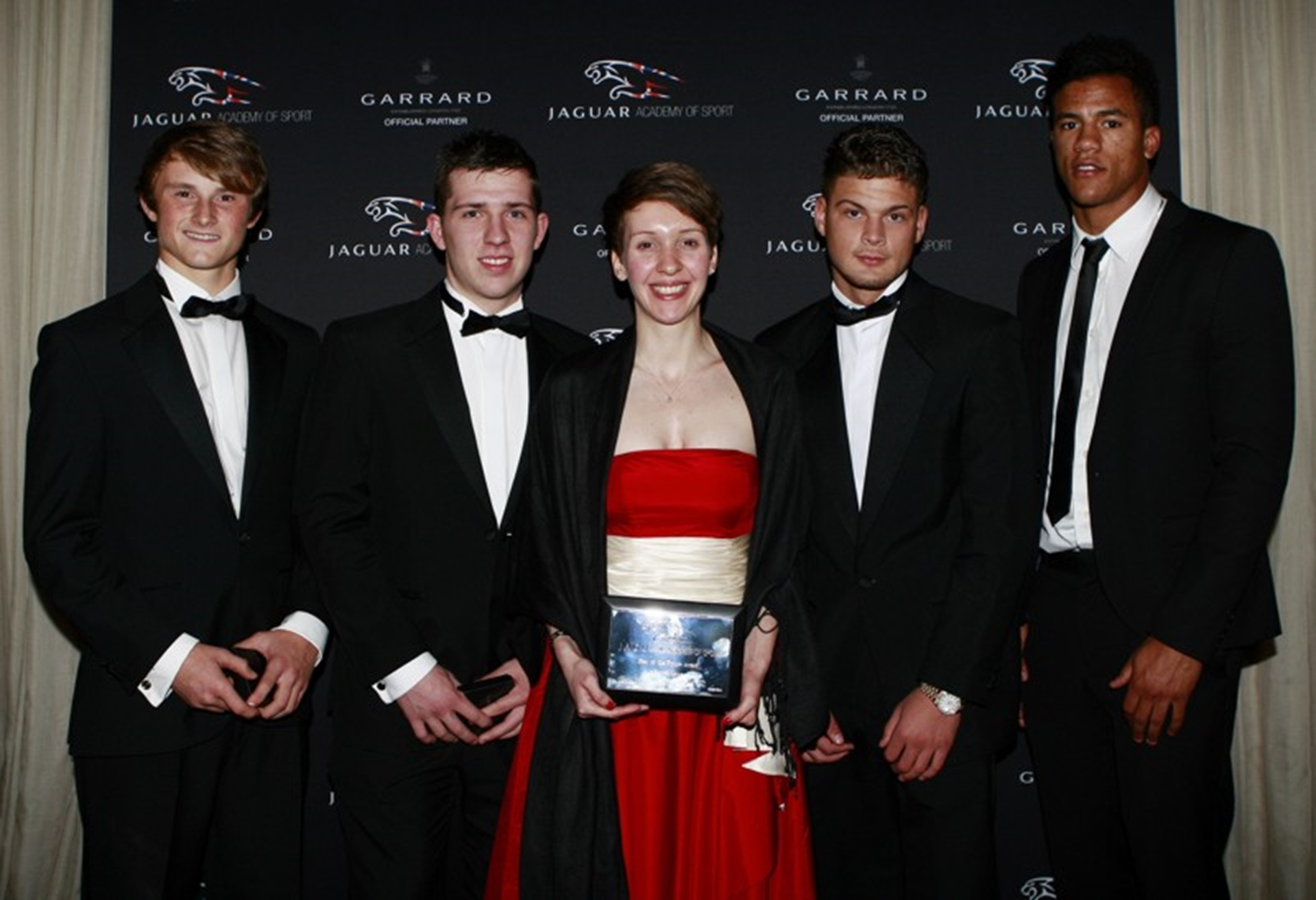 Crystal Lane named Jaguar Academy of Sport Star of the Future