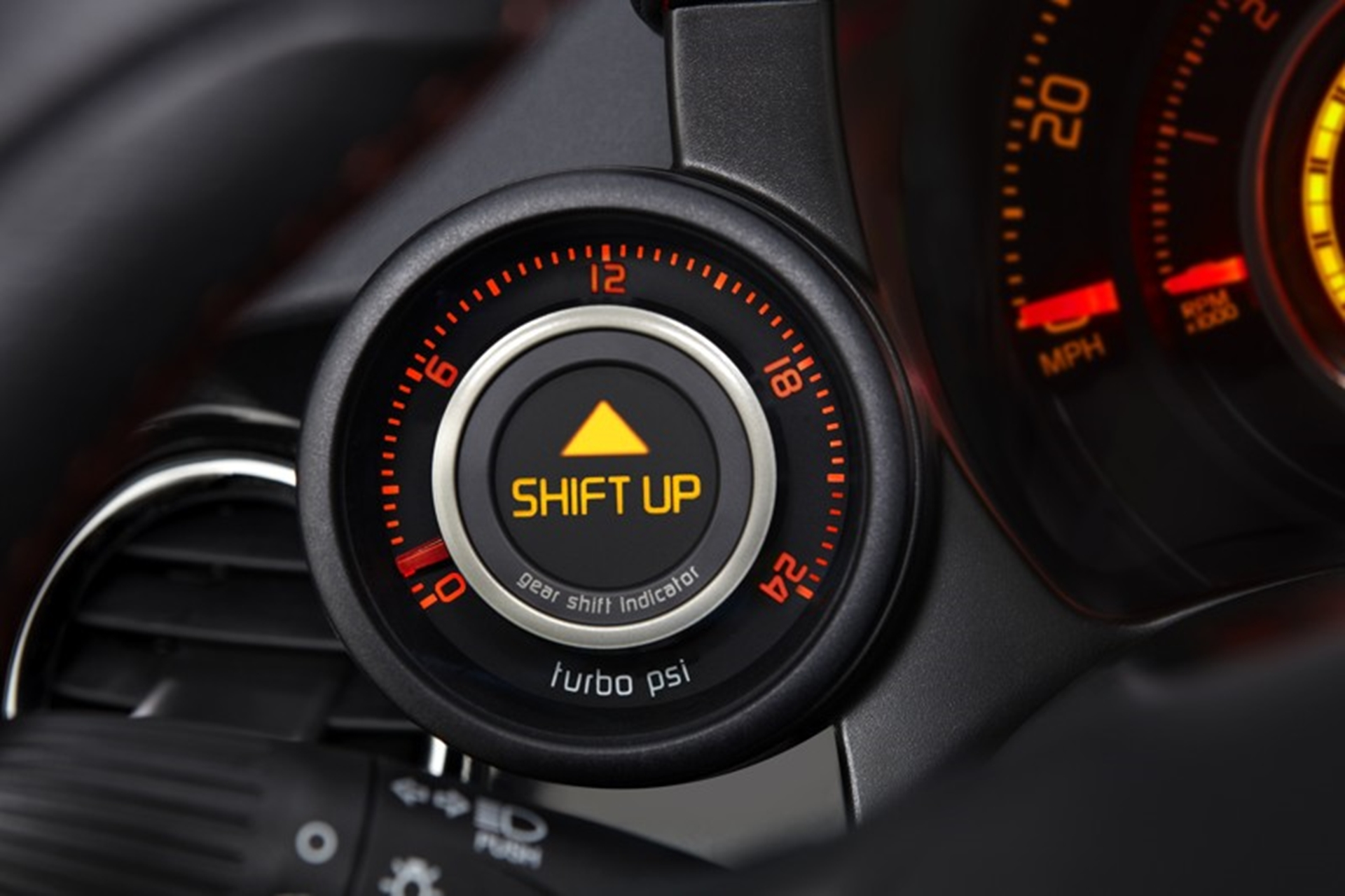 Abarth Instruments