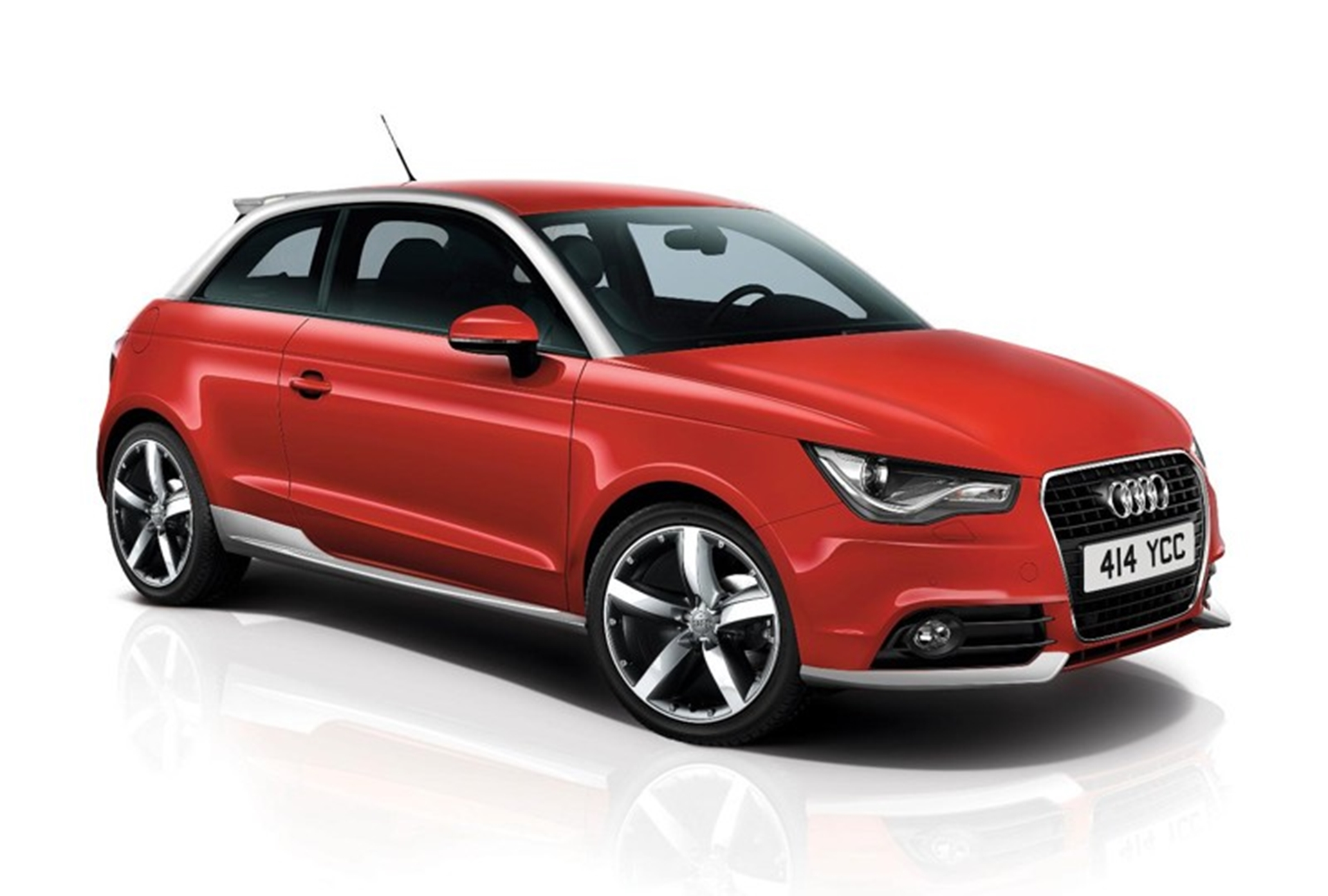 Audi A1 Red Edition