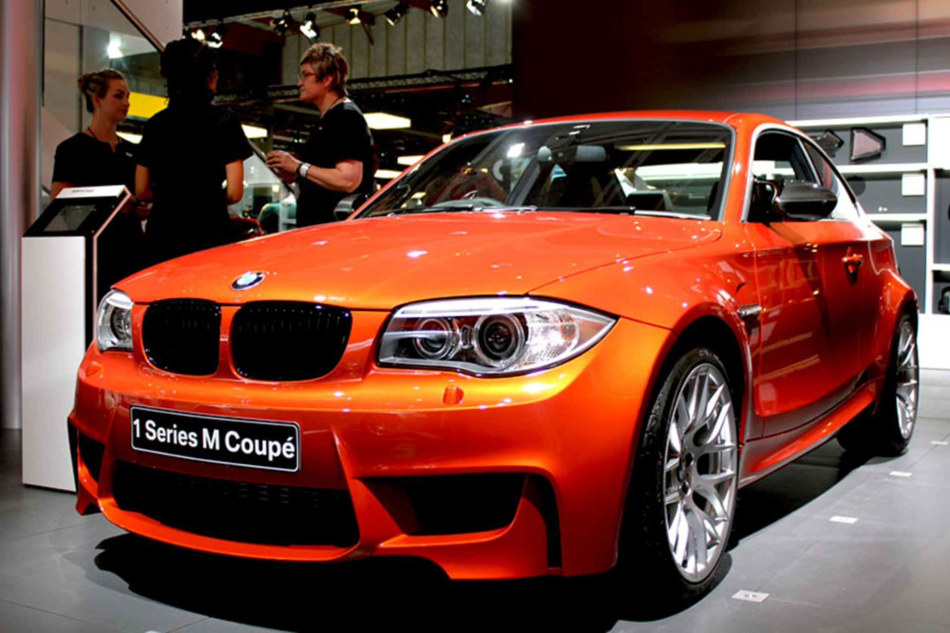 BMW 1 Series M-Coupe