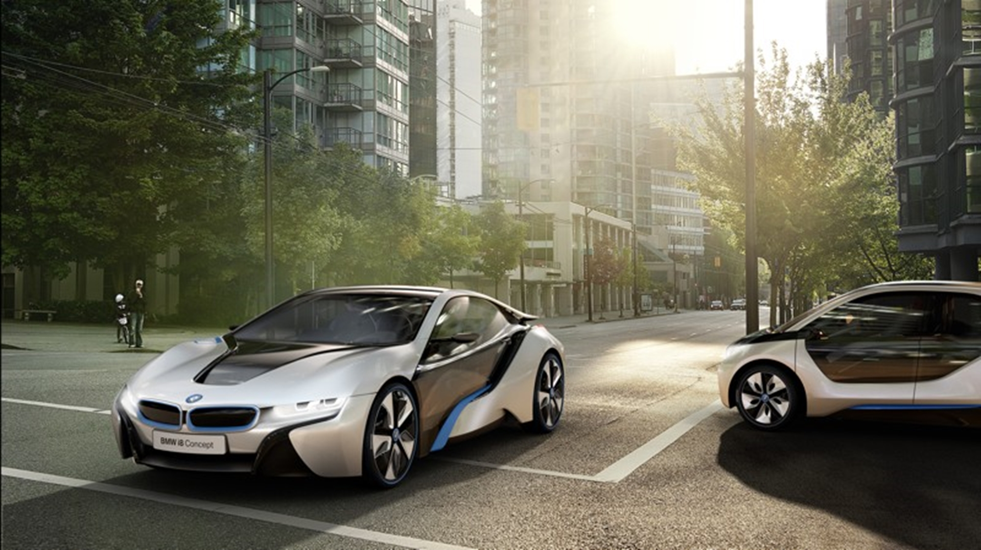 Fully Electric BMW I3 Concept And Hybrid Electric BMW I8 Concept To Debut  At The 2011 LA Auto Show