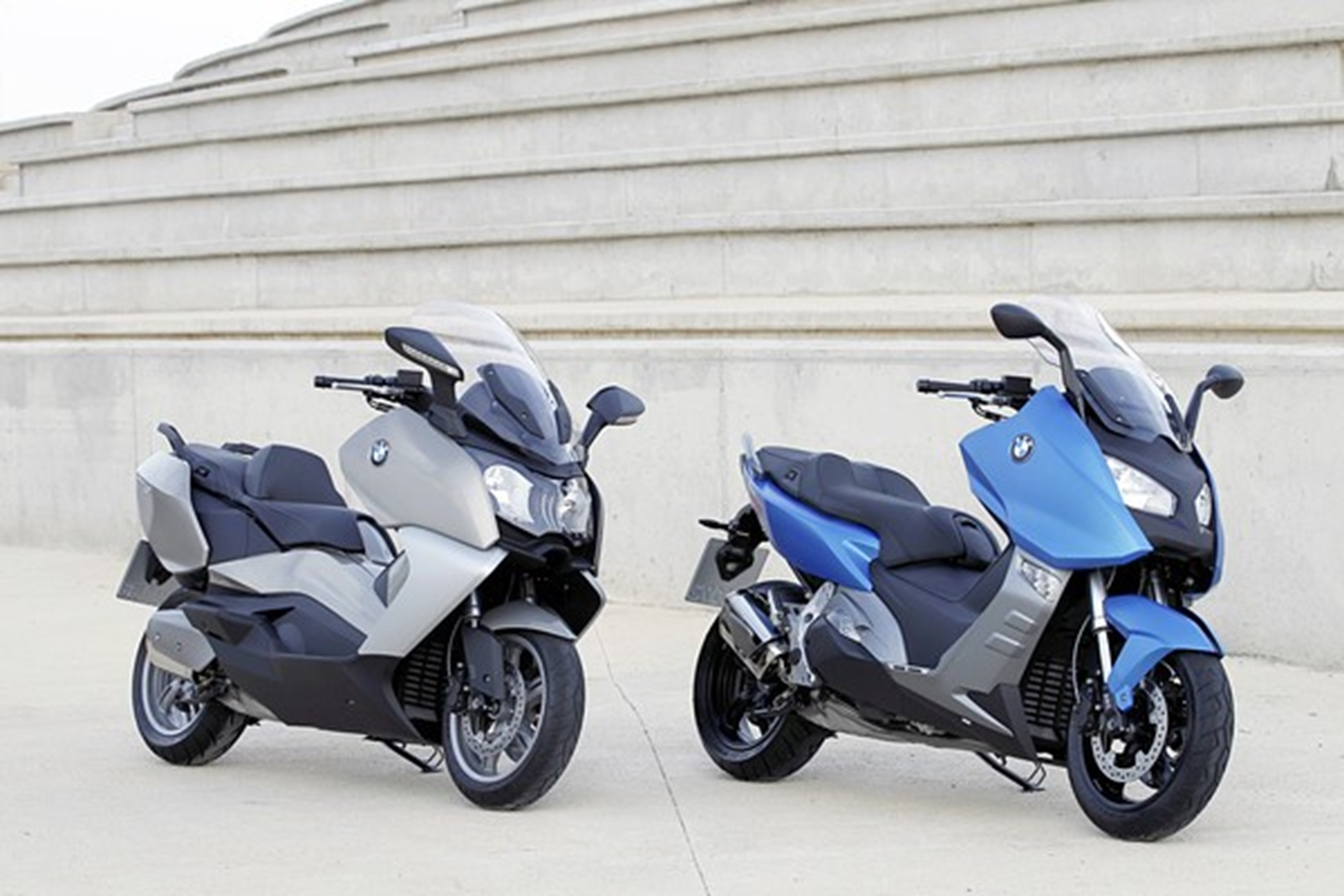 BMW C 600 and C 650 Sport