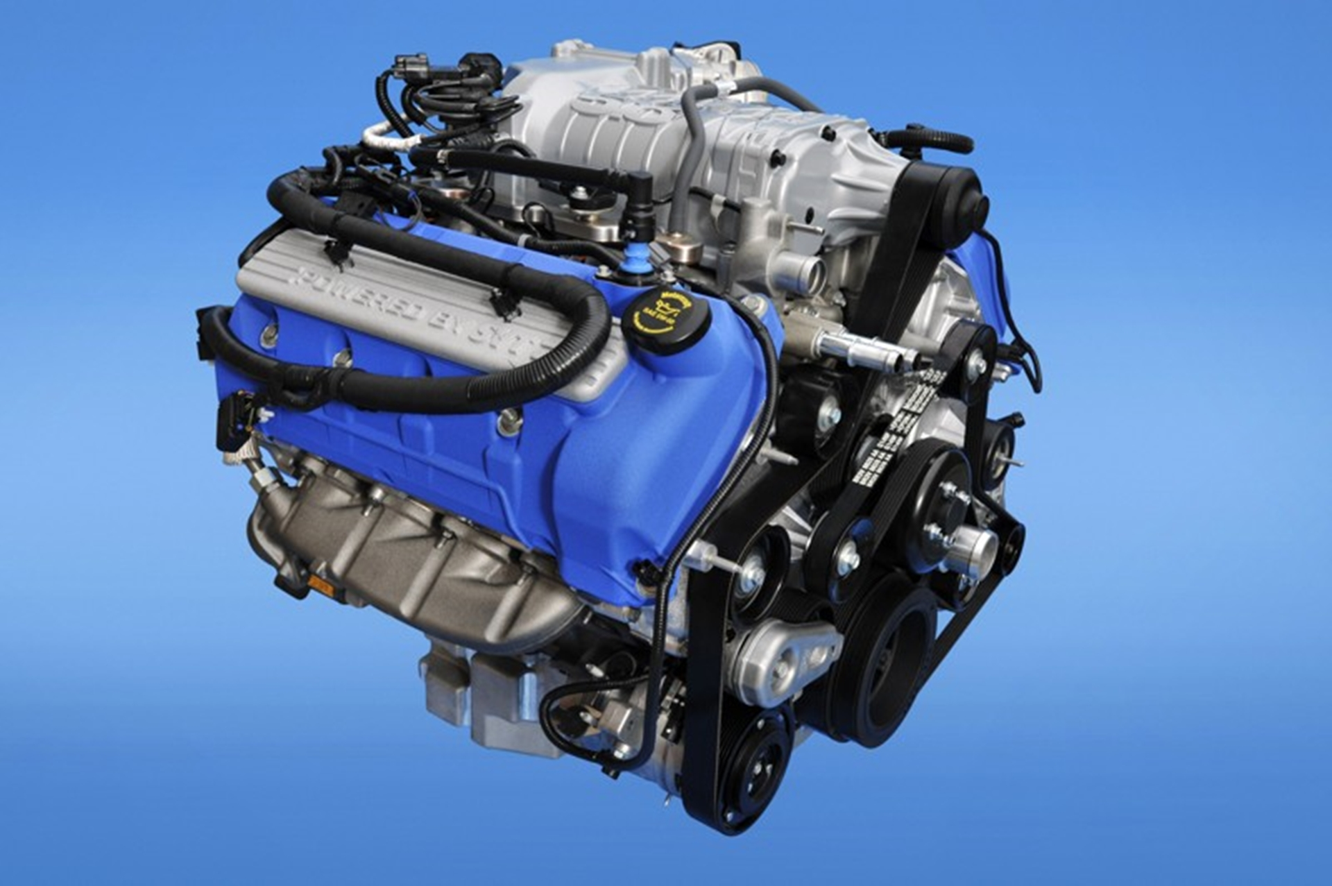 Ford GT500 engine