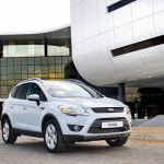 FORD SOUTH AFRICA KUGA CHARISMATIC DESIGN