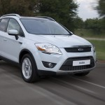 KUGA ADDS STYLISH FLARE TO FORD LINE-UP SOUTH AFRICA