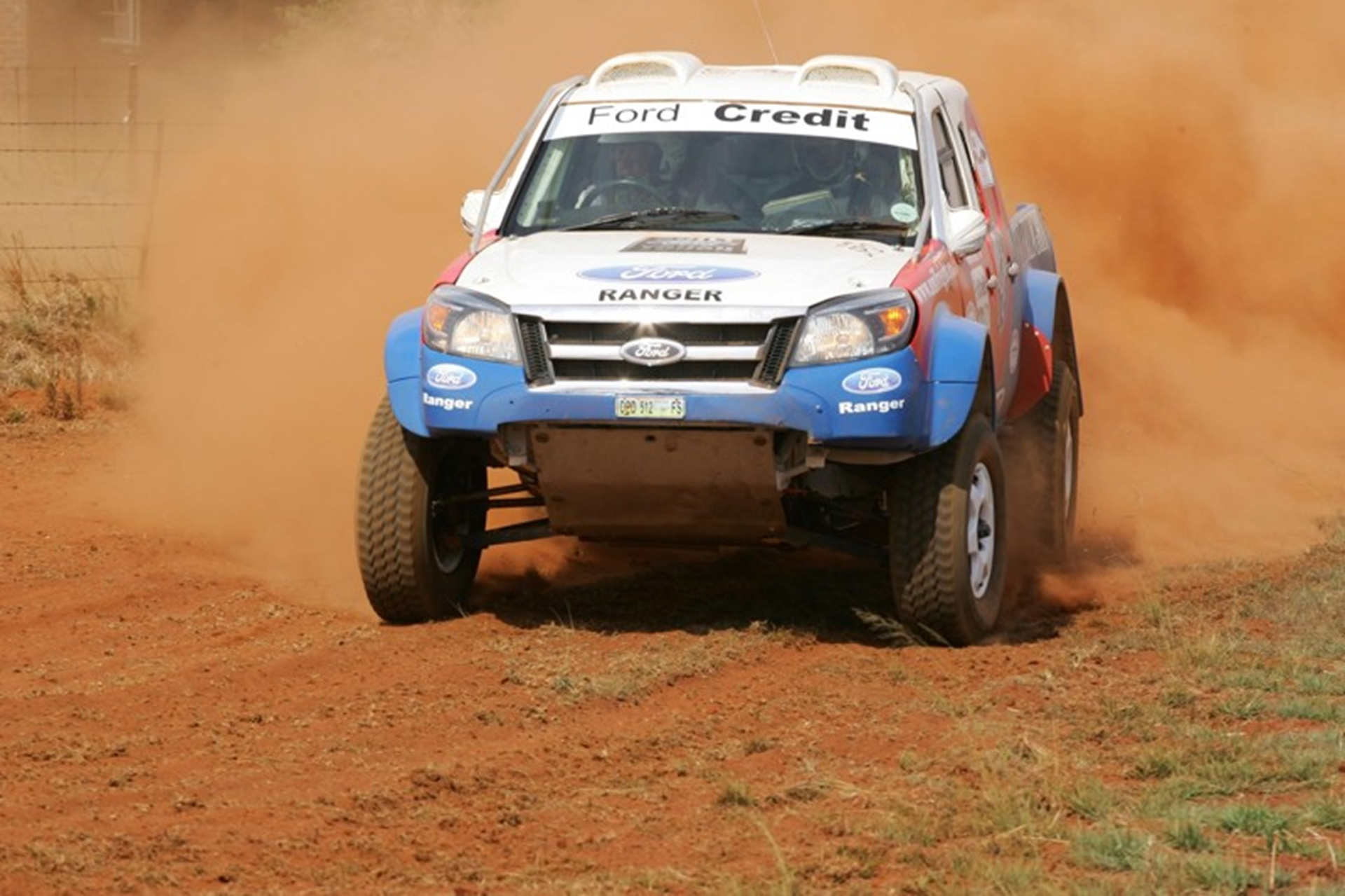 Ford Ranger Off-Road