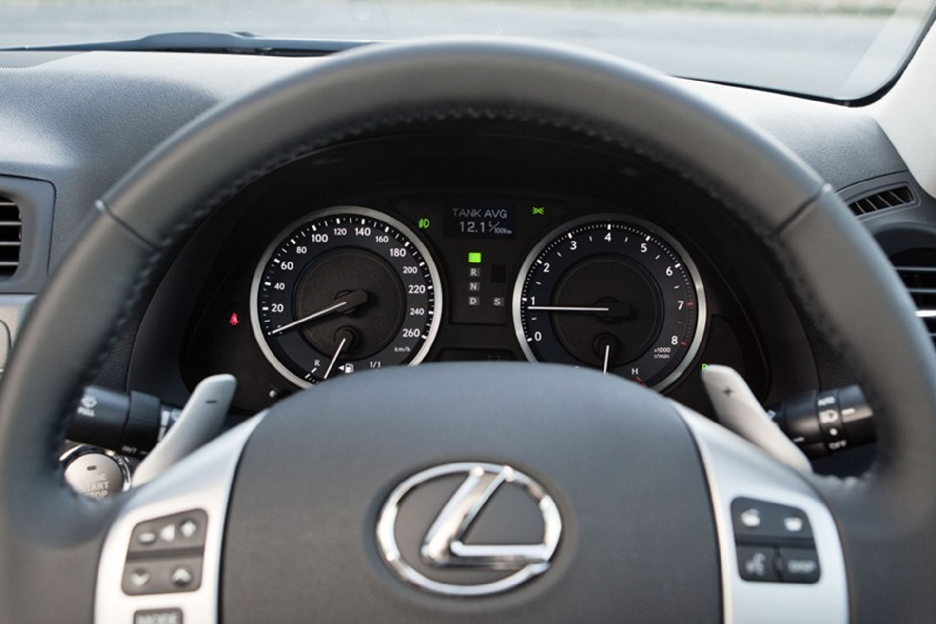 Lexus 350 Steering Wheel