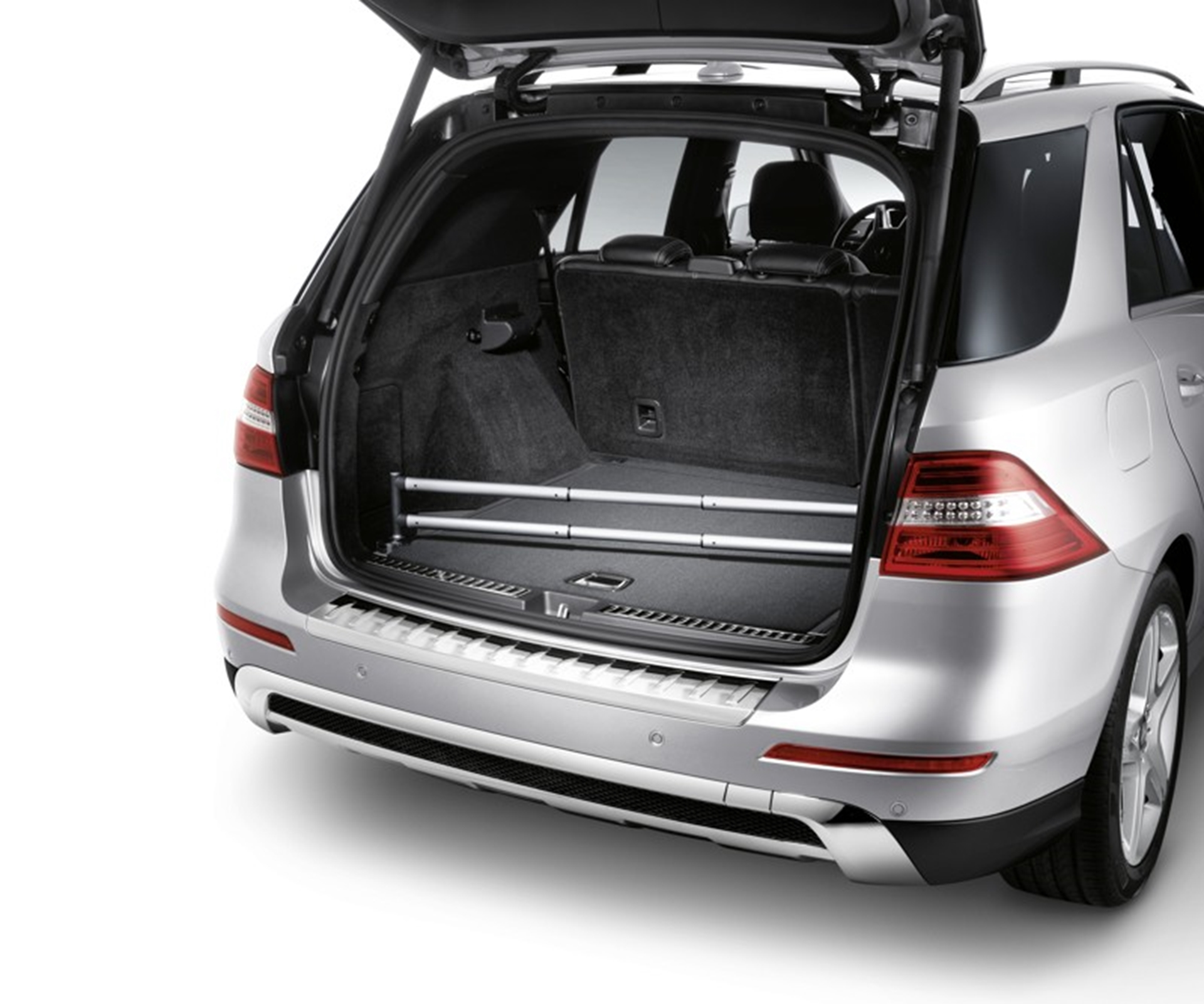 M-Class Partition your load compartment