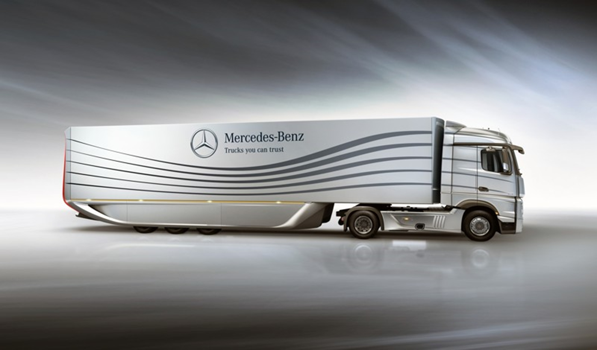 Mercedes-Benz Aero-trailer-Side