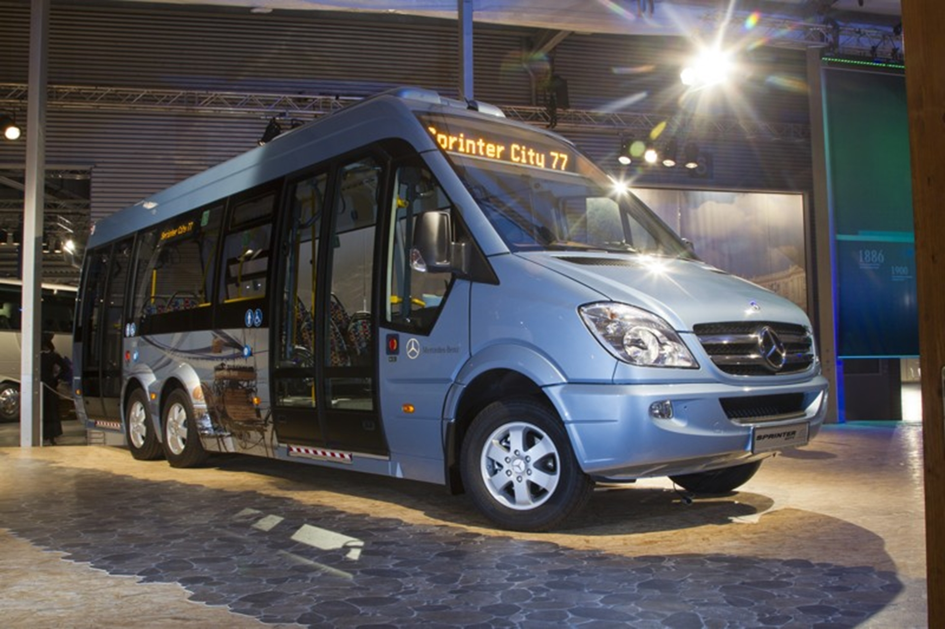 Mercedes-Benz Bus Show