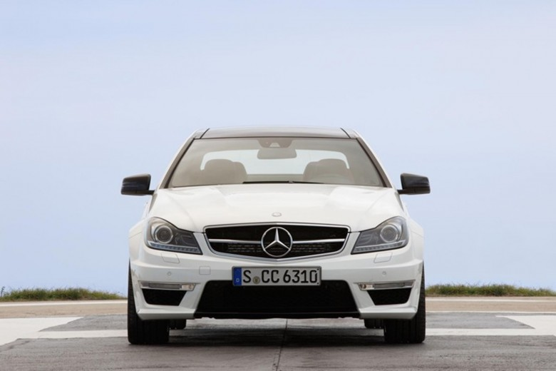 C 63 AMG Coupe 2011