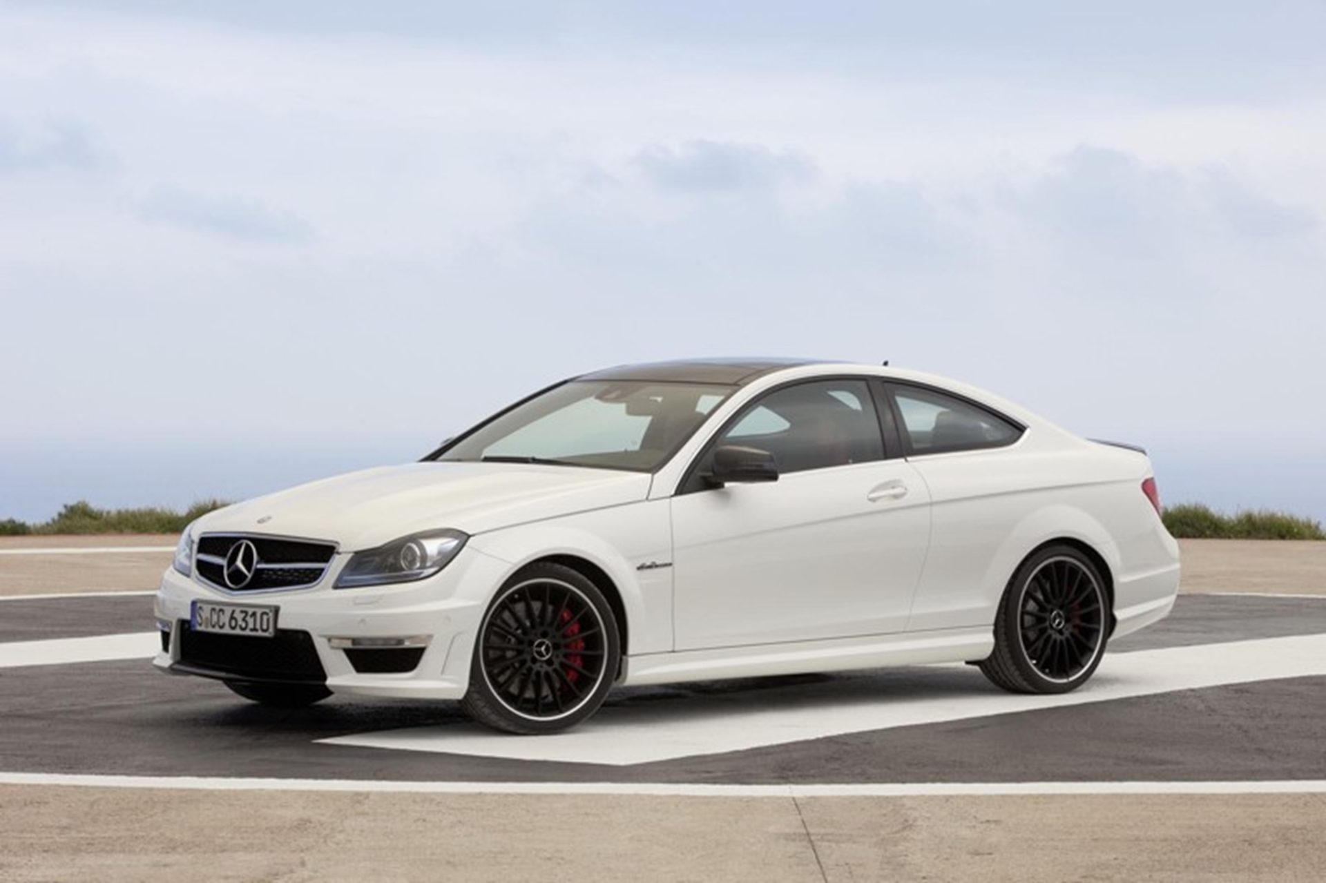 Coupe Mercedes Benz C 63 AMG