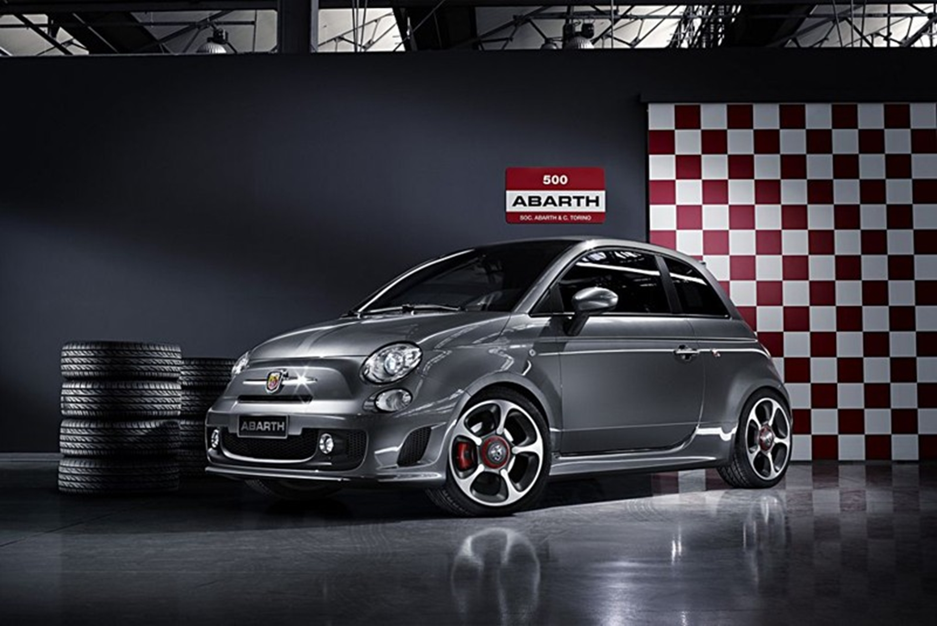 New Abarth 500