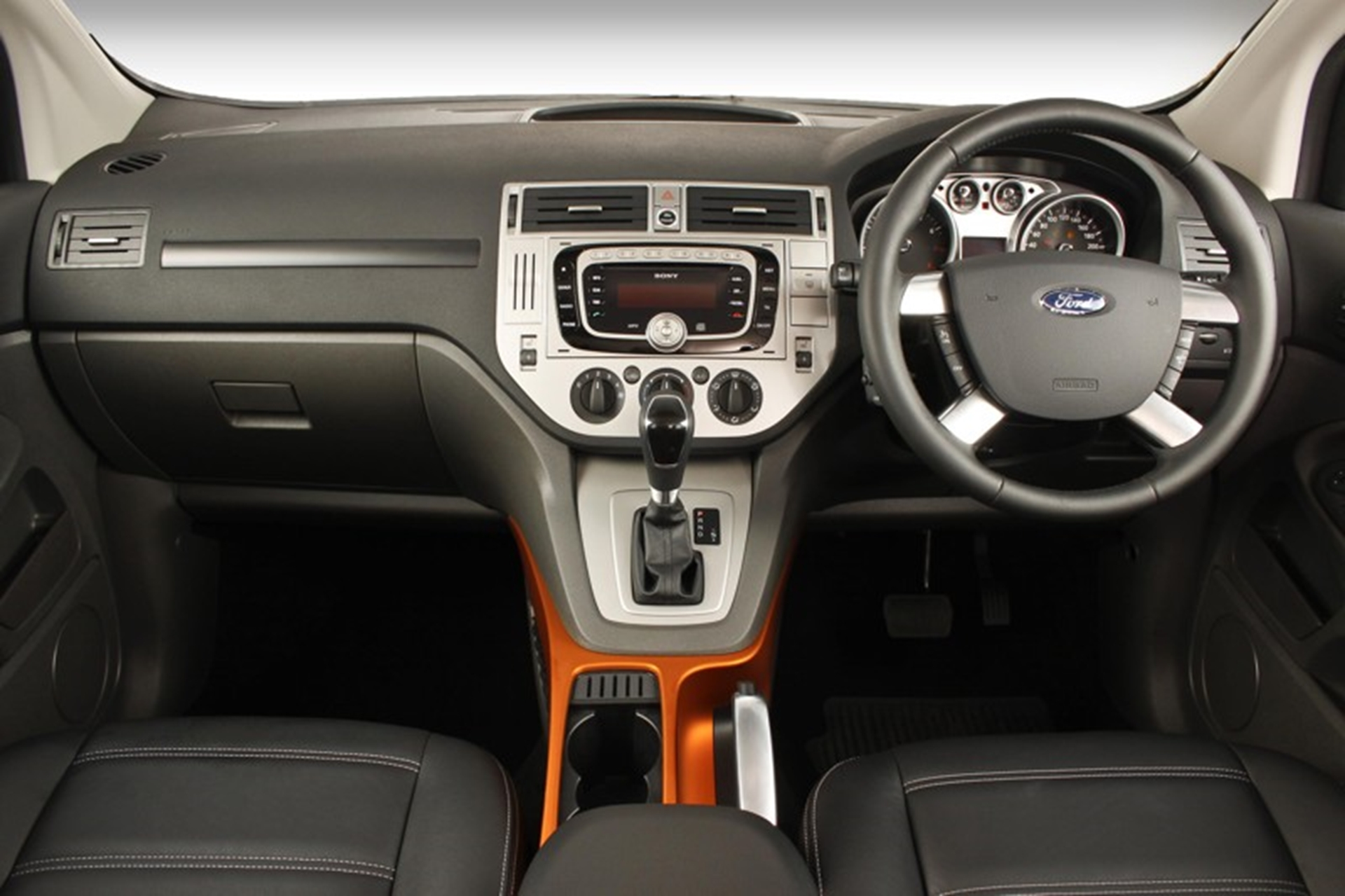 New Ford Kuga Inside
