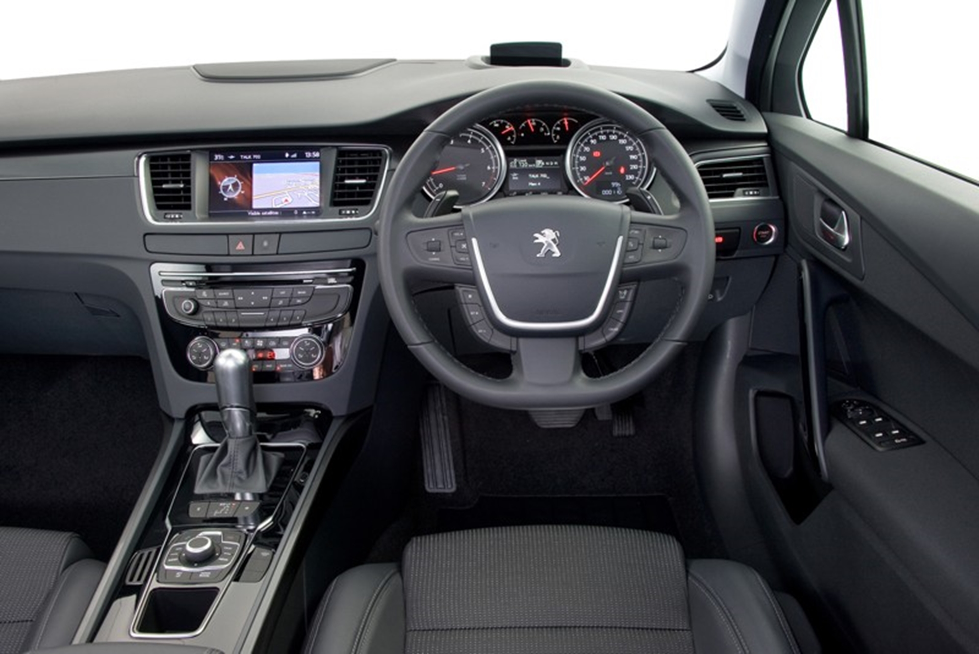 Image gallery peugeot 508 interior for Interior 508 peugeot