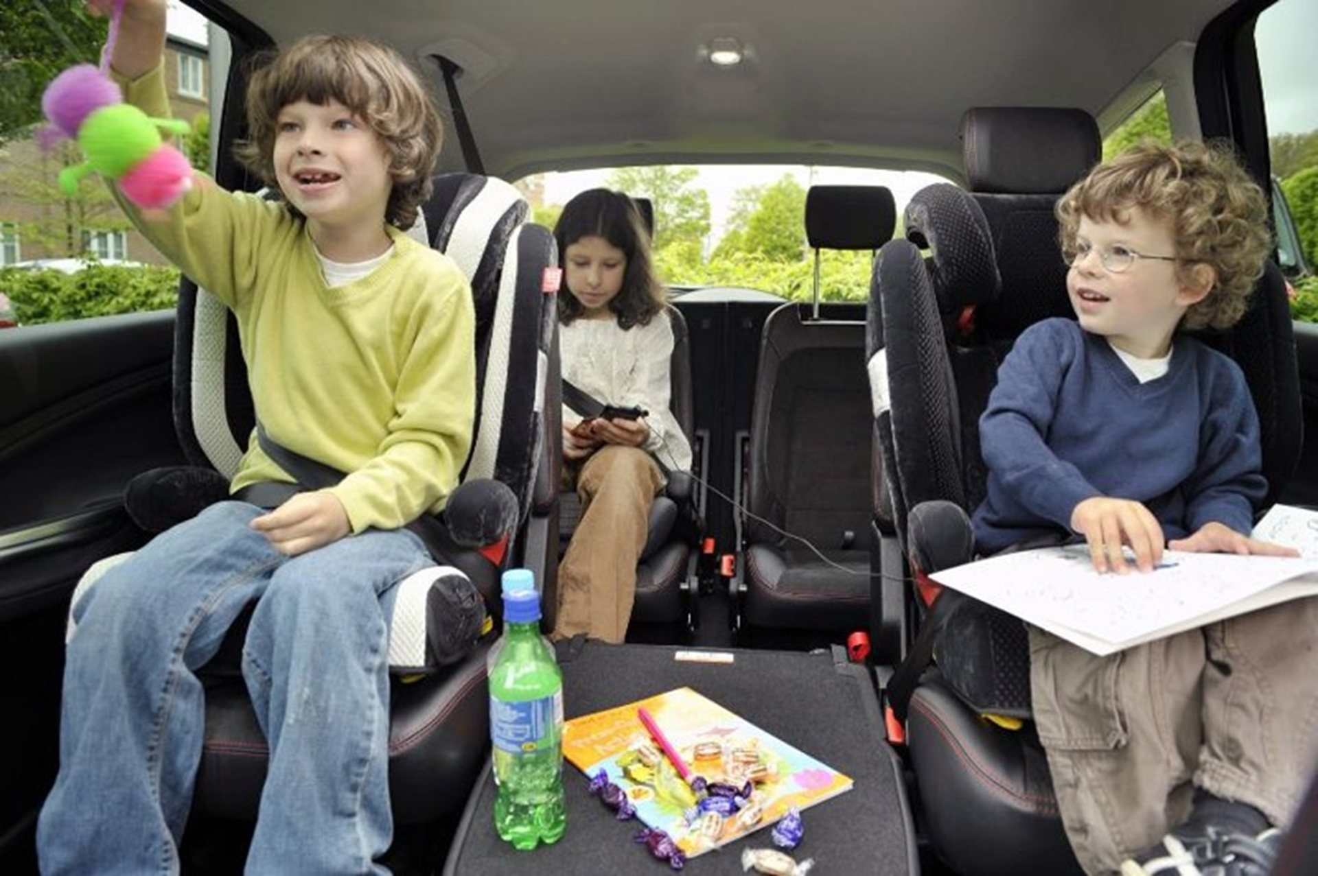 Spacious Ford S MAX