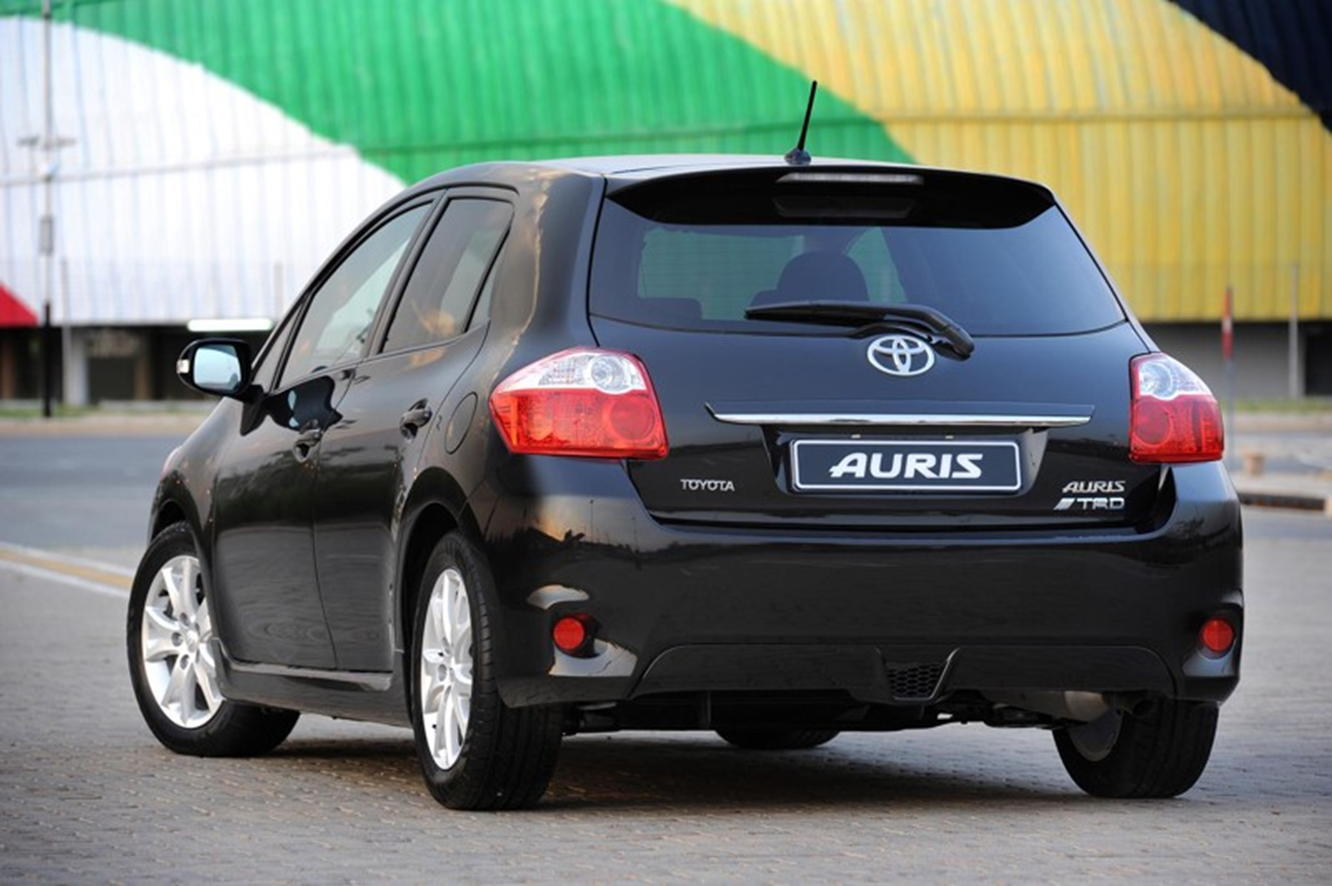 Opposites Attract Toyota Auris Hsd And Trd Pimped Corolla Runx