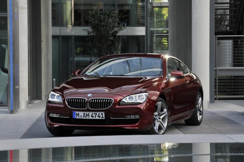 BMW 6 Series Coupe 2011