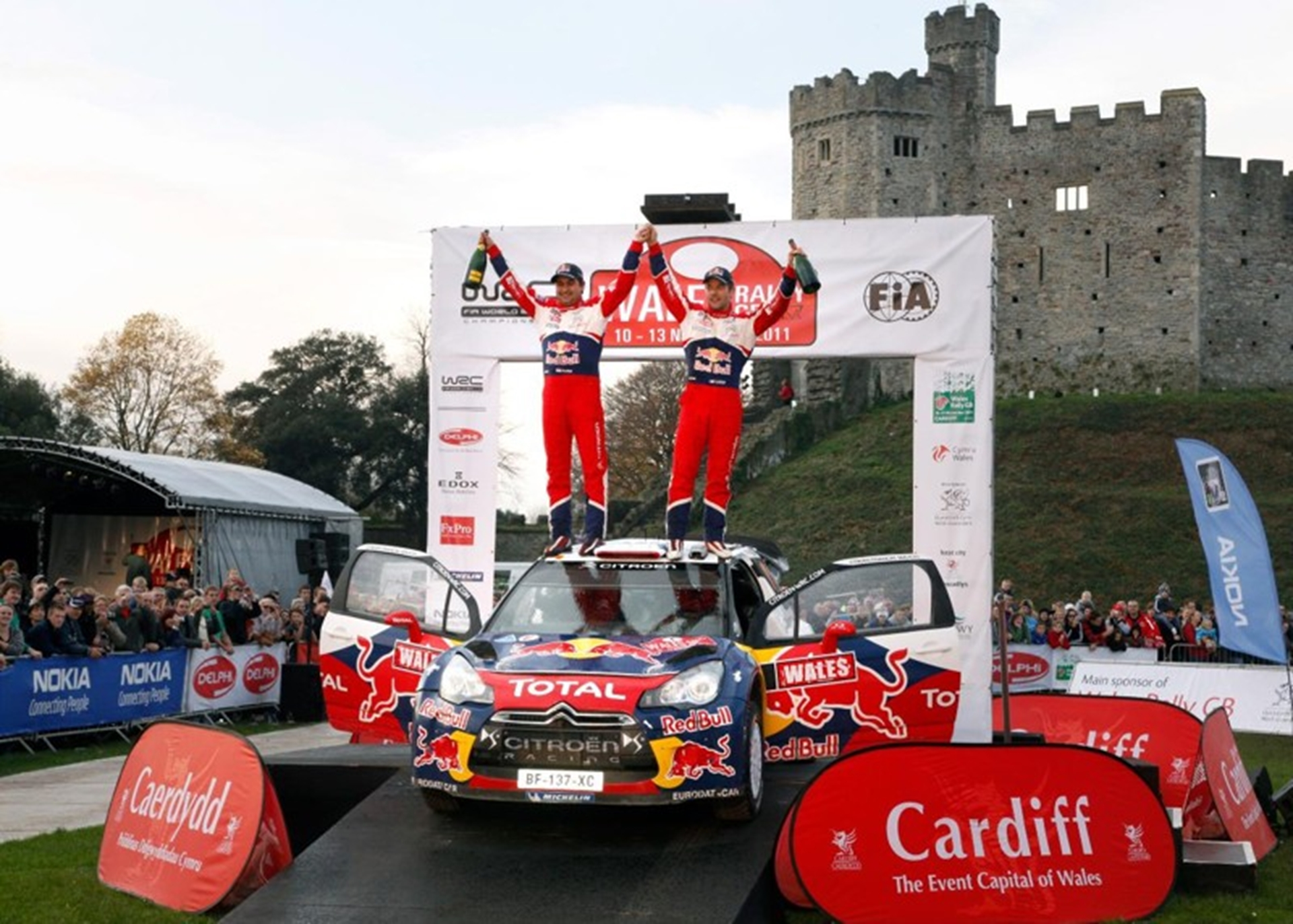 Citroen World Rally Champs 2011